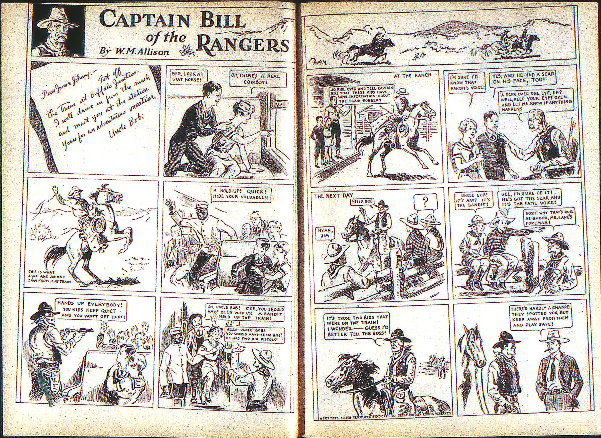 Read online Adventure Comics (1938) comic -  Issue #2 - 21