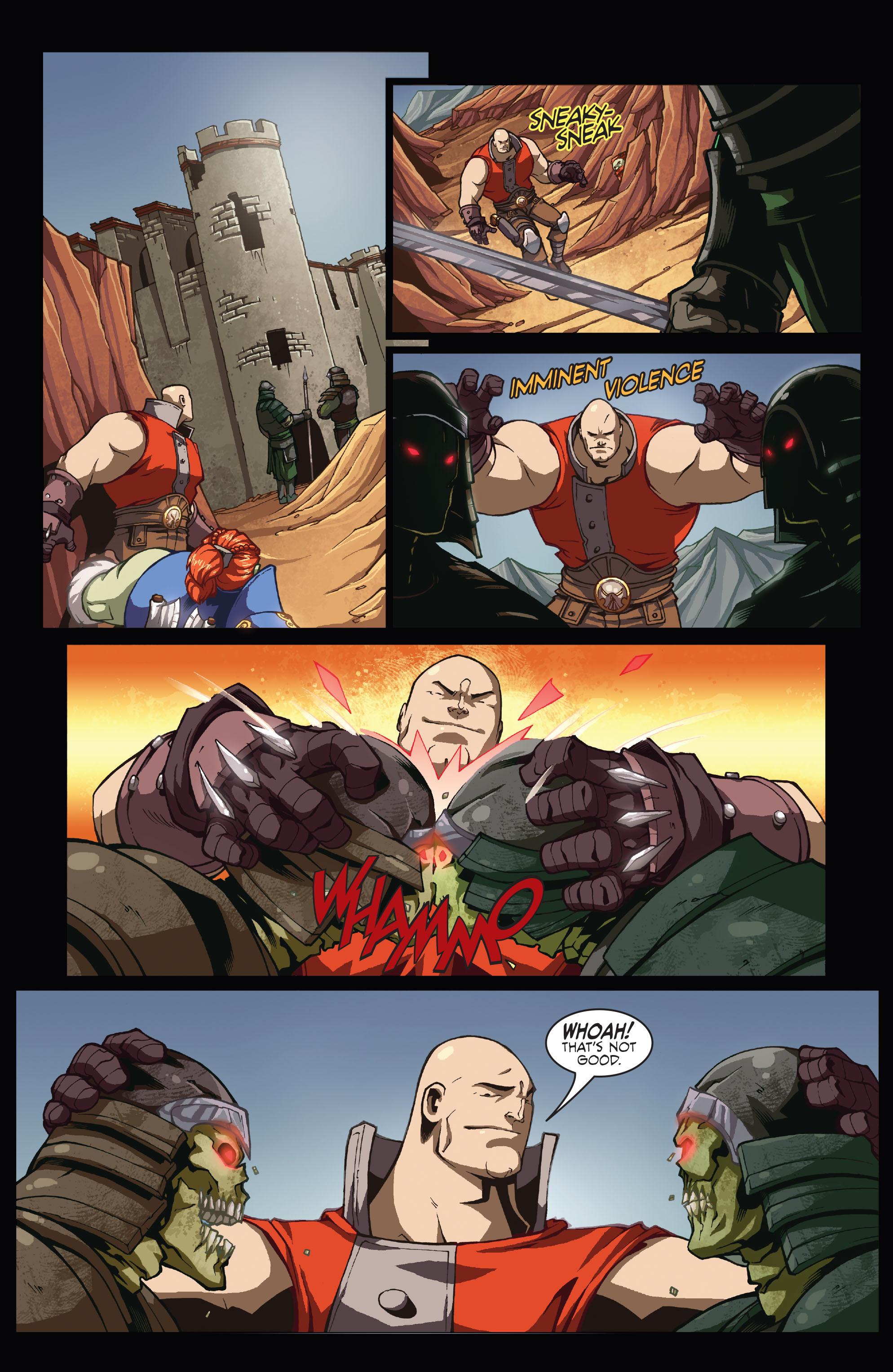 Read online Skullkickers comic -  Issue #3 - 13
