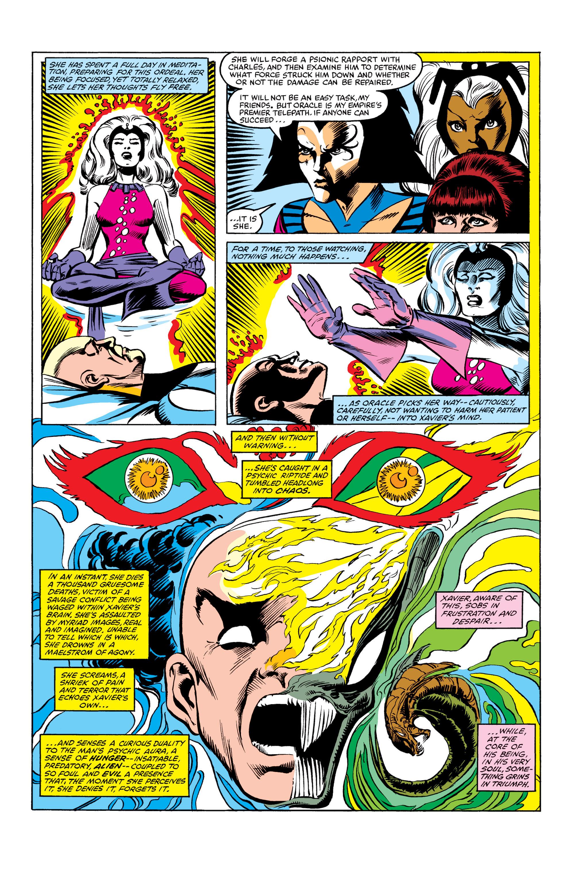 Read online Uncanny X-Men (1963) comic -  Issue #158 - 6
