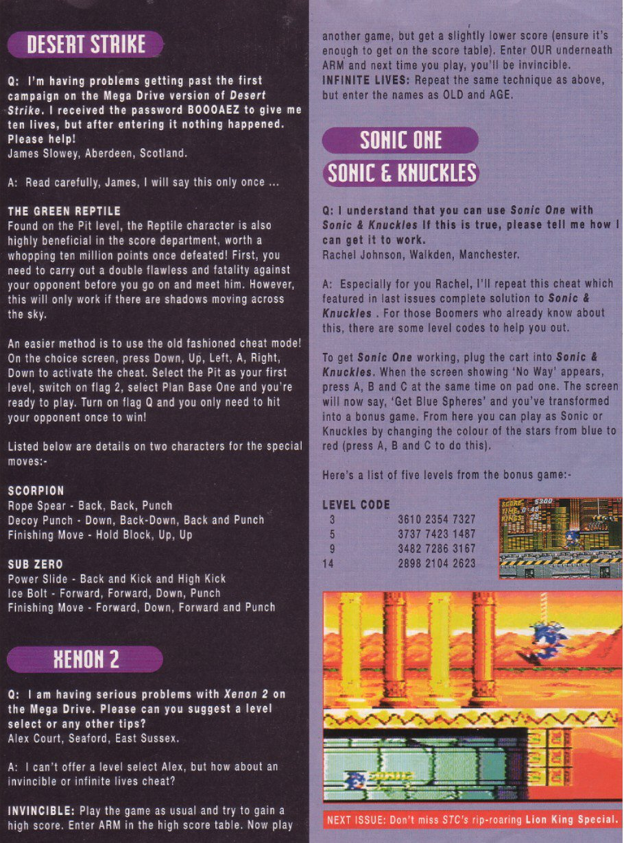 Read online Sonic the Comic comic -  Issue #45 - 26