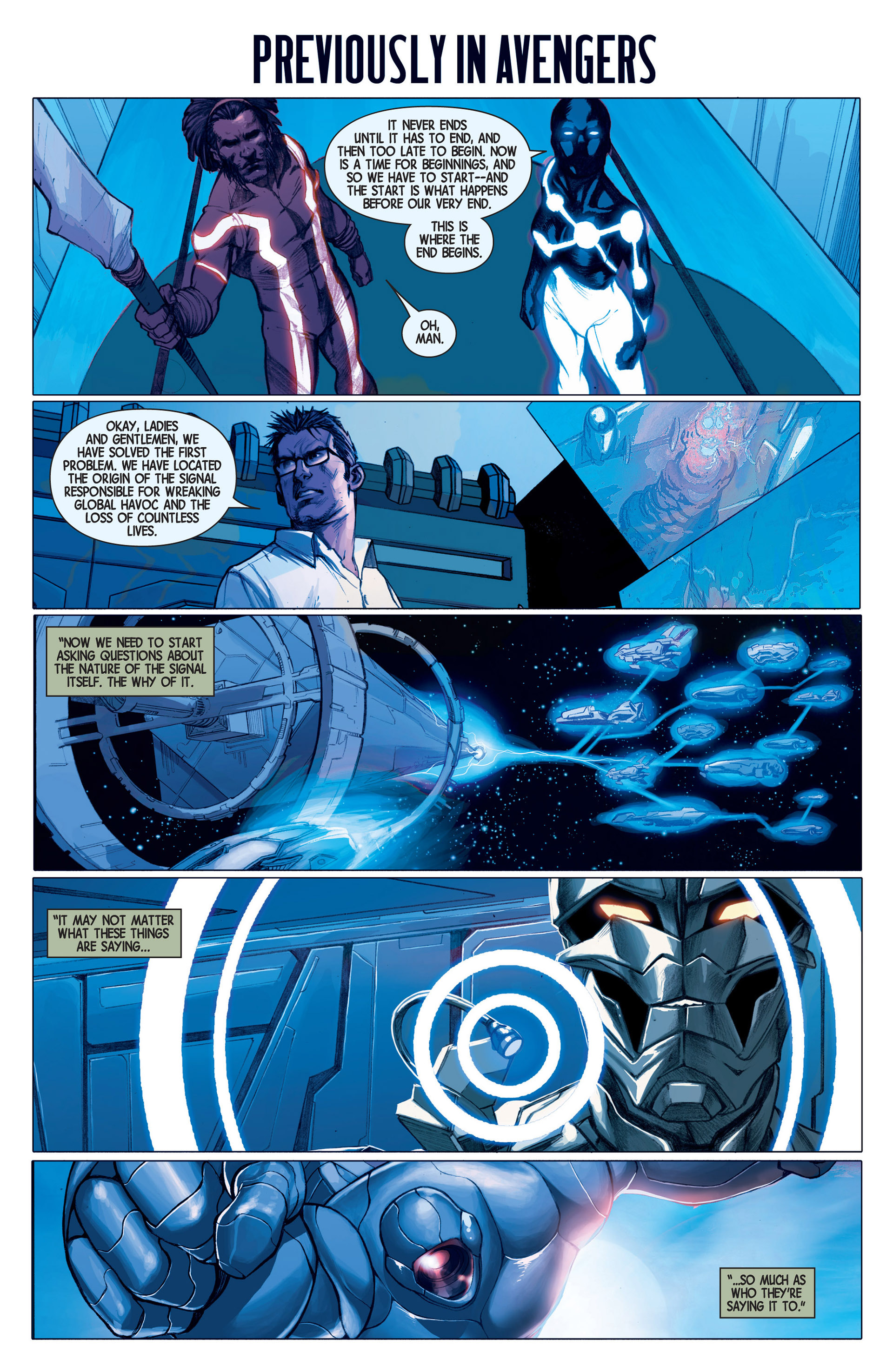 Read online Avengers (2013) comic -  Issue #16 - 2