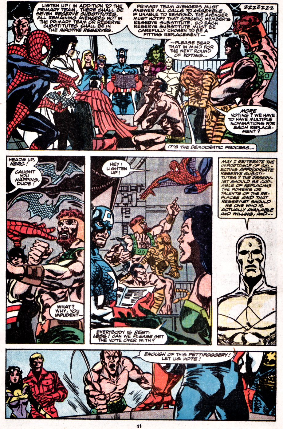 The Avengers (1963) 329 Page 7