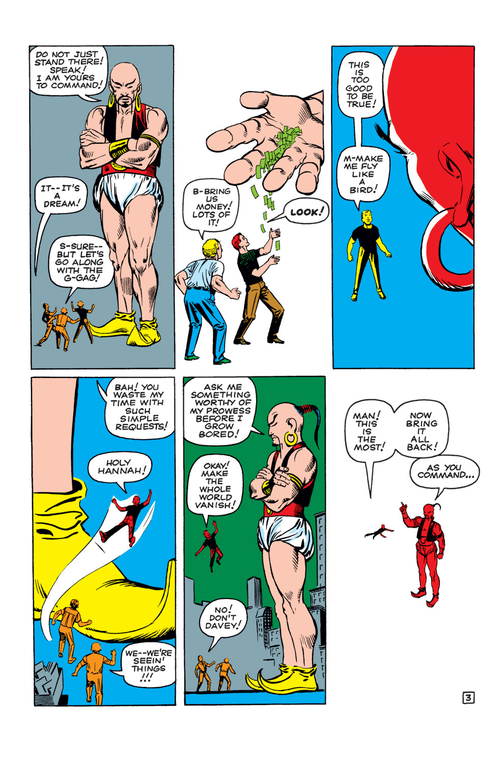 Read online Amazing Adult Fantasy comic -  Issue #9 - 24