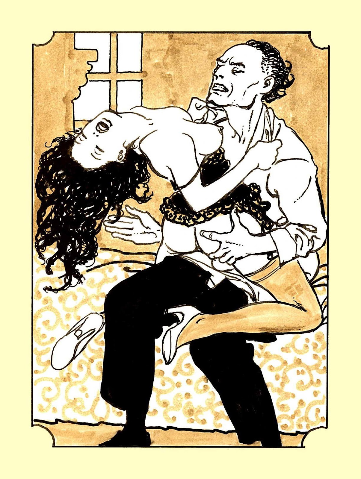 Read online The Art of Spanking comic -  Issue # TPB - 16