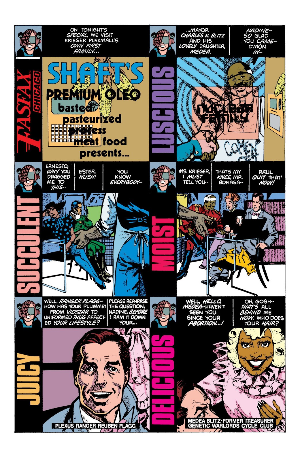 American Flagg! issue Definitive Collection (Part 2) - Page 21