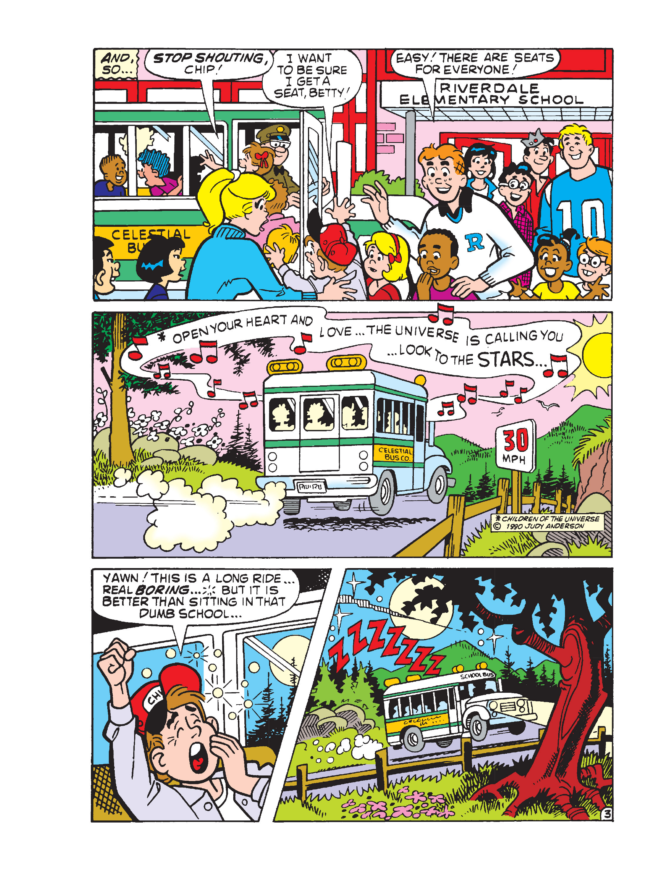 Read online Archie's Funhouse Double Digest comic -  Issue #13 - 96