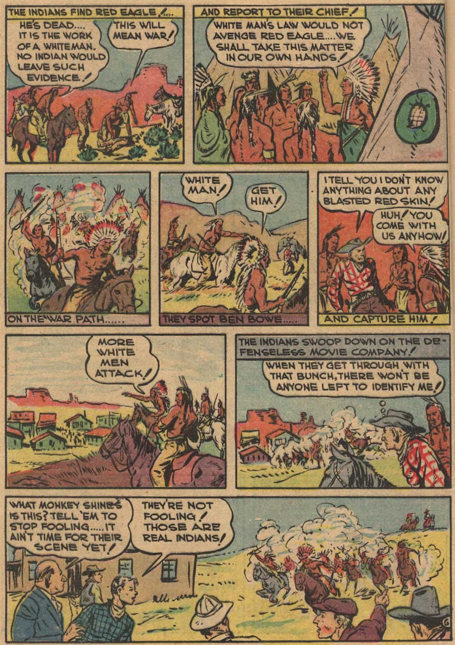 Blue Ribbon Comics (1939) issue 7 - Page 8