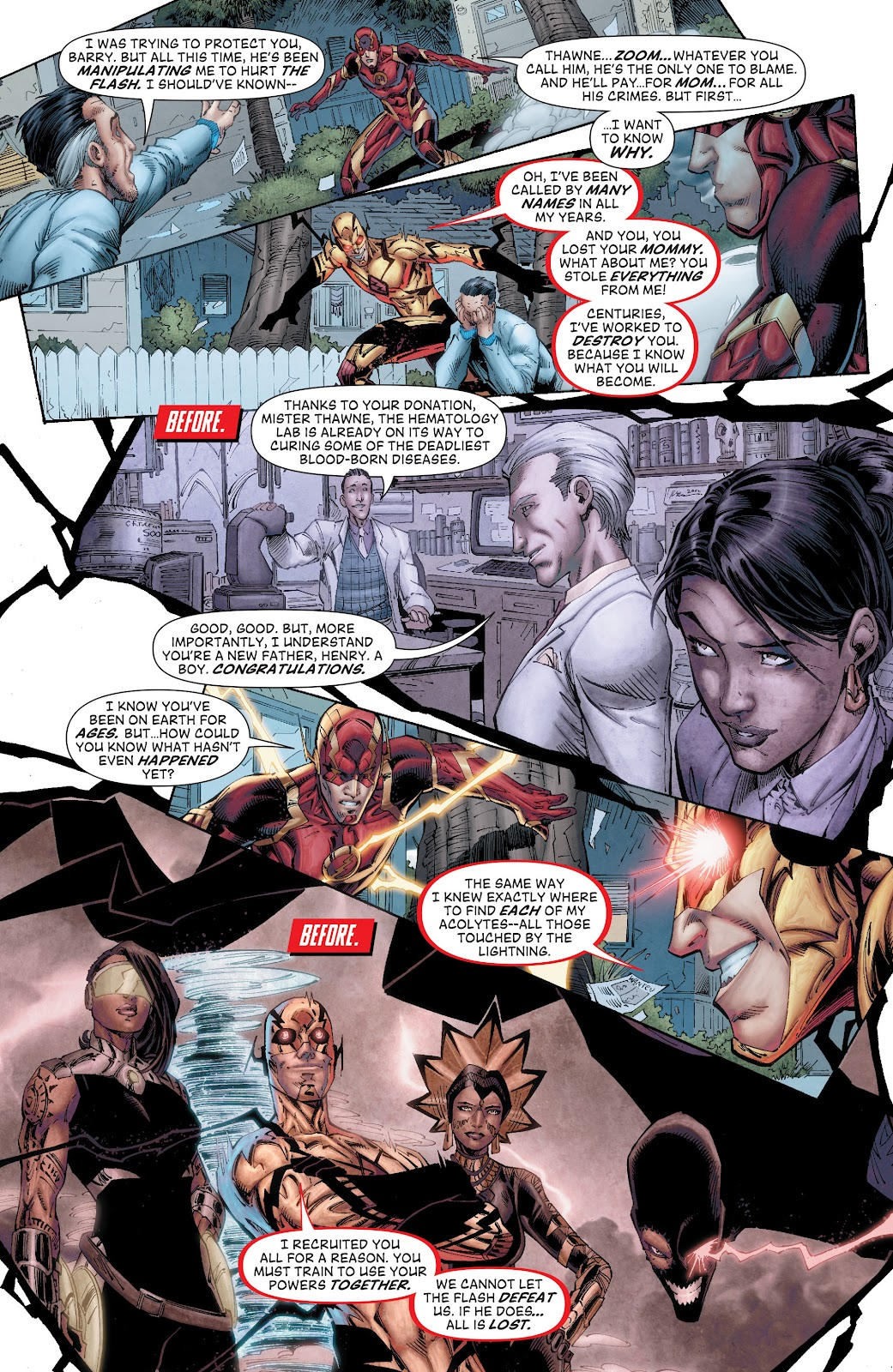 Read online The Flash (2011) comic -  Issue # _TPB 8 (Part 2) - 88