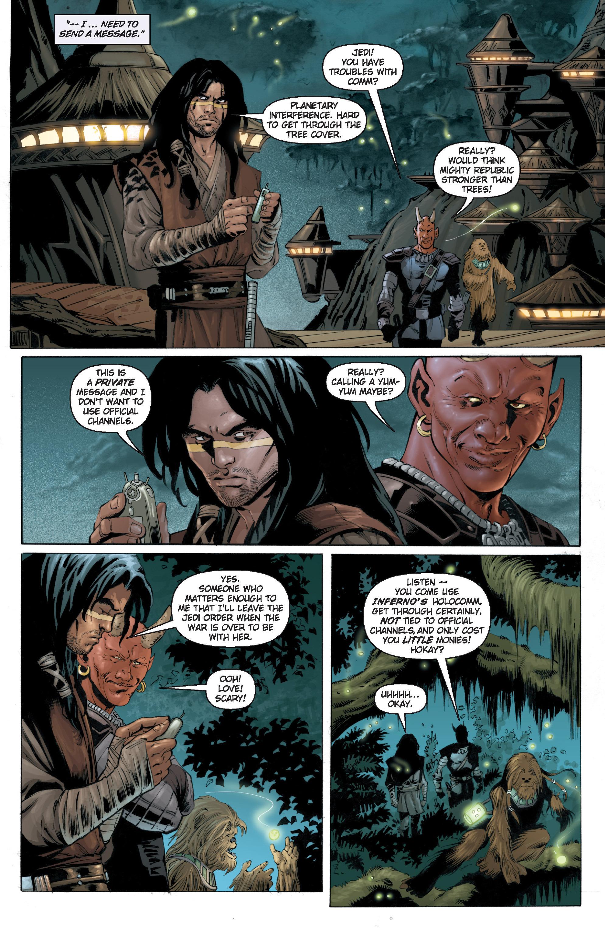 Read online Star Wars Omnibus comic -  Issue # Vol. 26 - 374