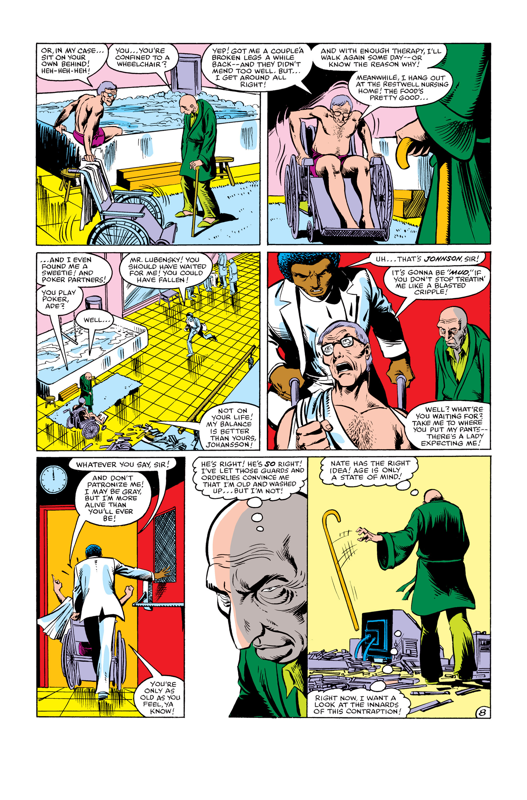 The Amazing Spider-Man (1963) 224 Page 8