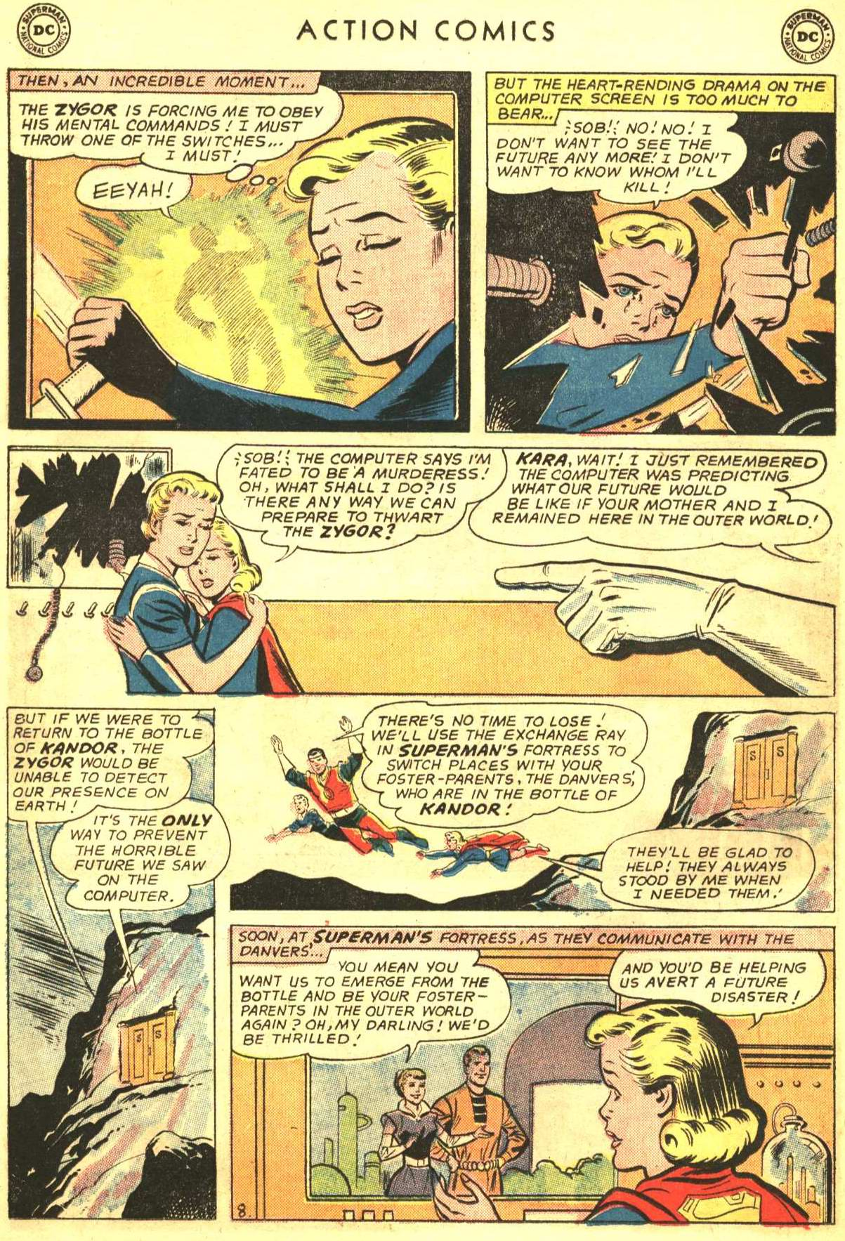 Read online Action Comics (1938) comic -  Issue #316 - 25