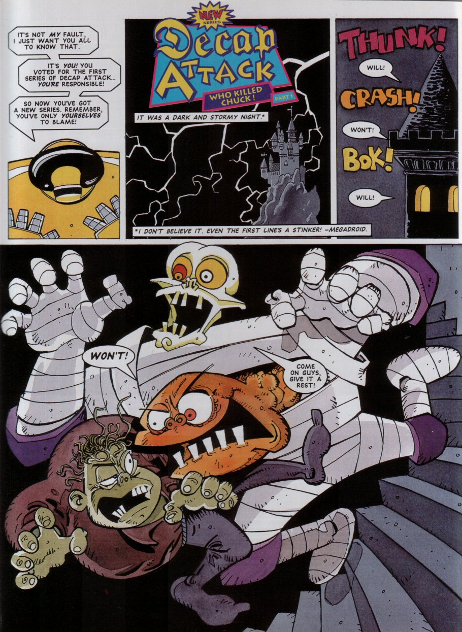 Read online Sonic the Comic comic -  Issue #34 - 27