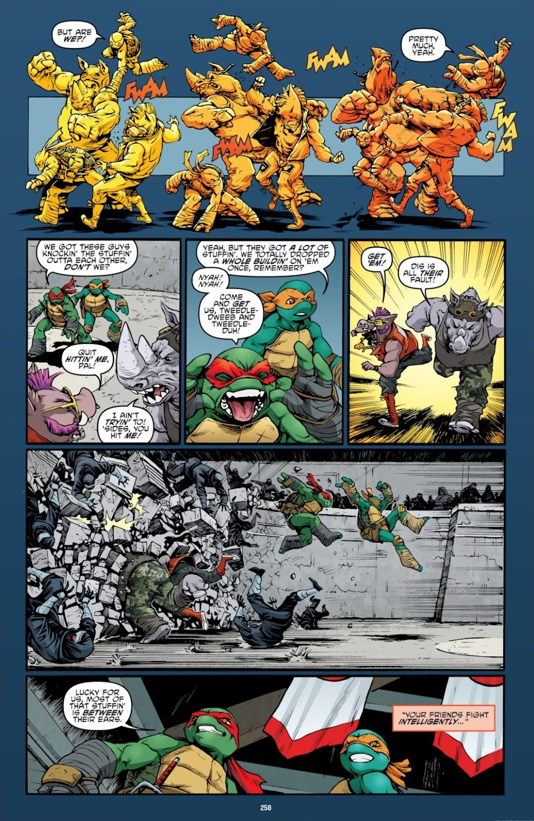 Read online Teenage Mutant Ninja Turtles: The IDW Collection comic -  Issue # TPB 6 (Part 3) - 51
