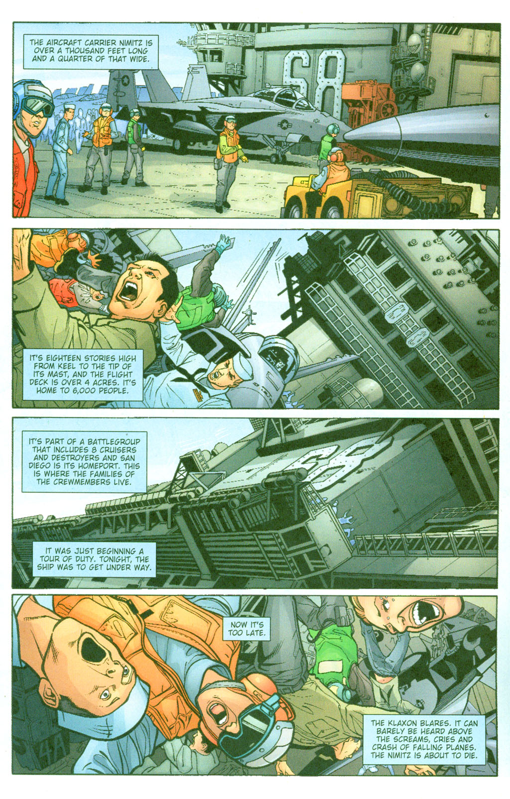Read online Aquaman (2003) comic -  Issue #23 - 2