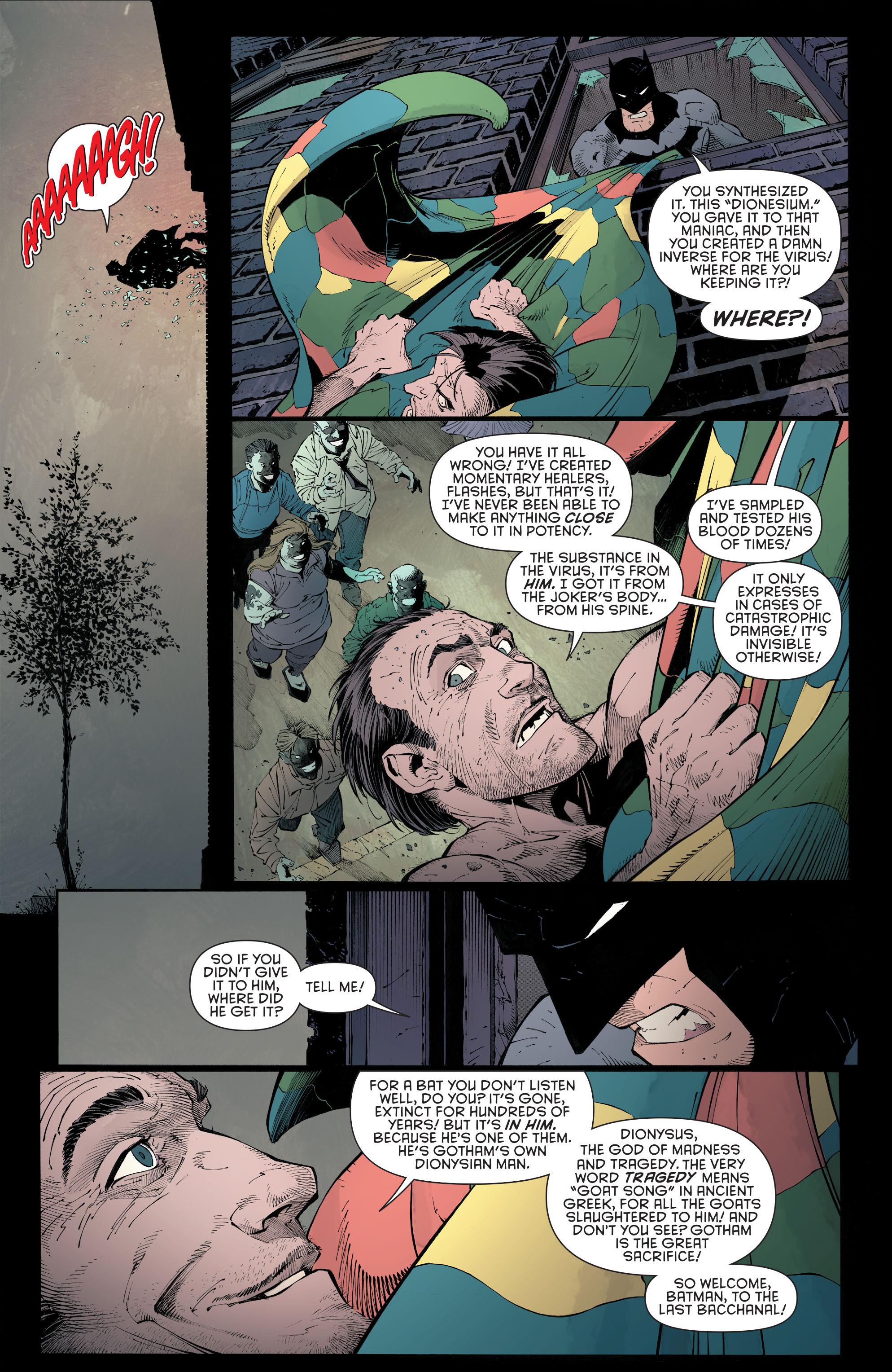 Read online Batman (2011) comic -  Issue # _TPB 7 - 96