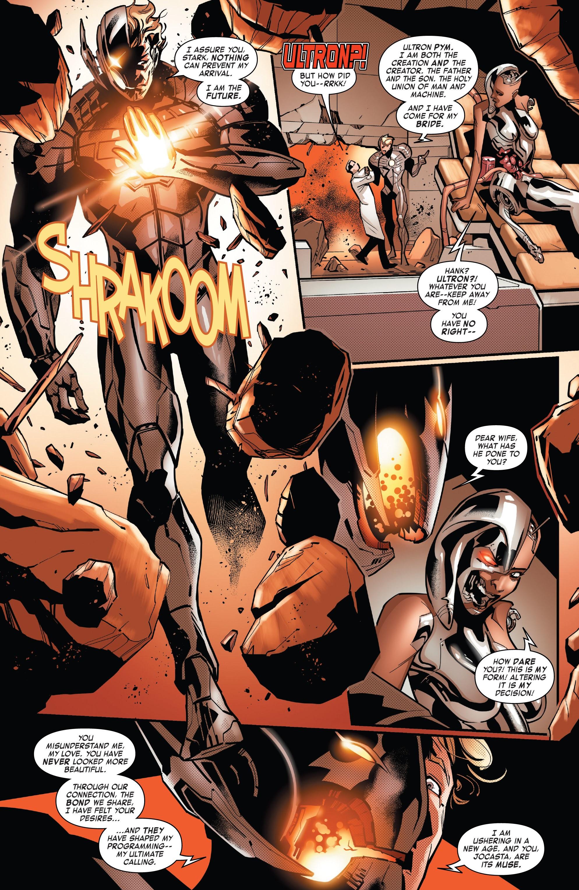 Read online Tony Stark: Iron Man comic -  Issue #16 - 3