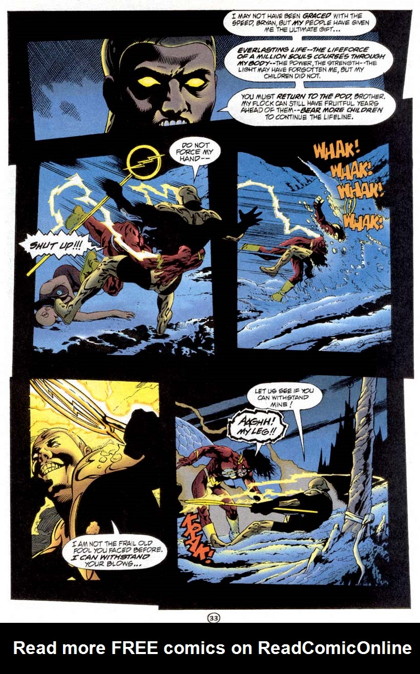 Read online The Flash (1987) comic -  Issue # _Annual 9 - 34