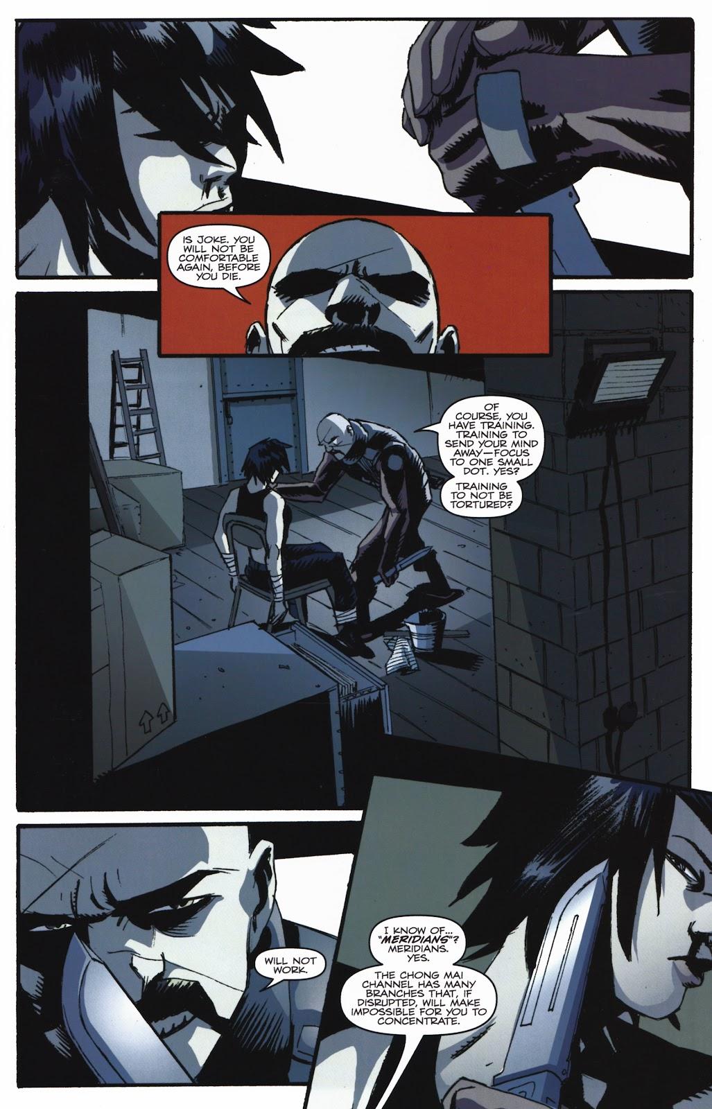 G.I. Joe Cobra (2011) Issue #20 #20 - English 7