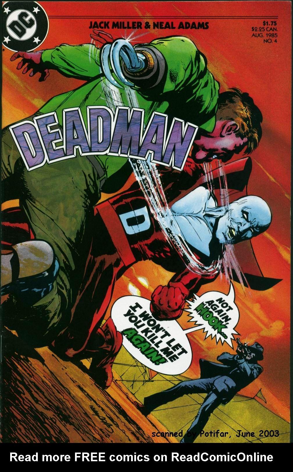 Deadman (1985) 4 Page 1