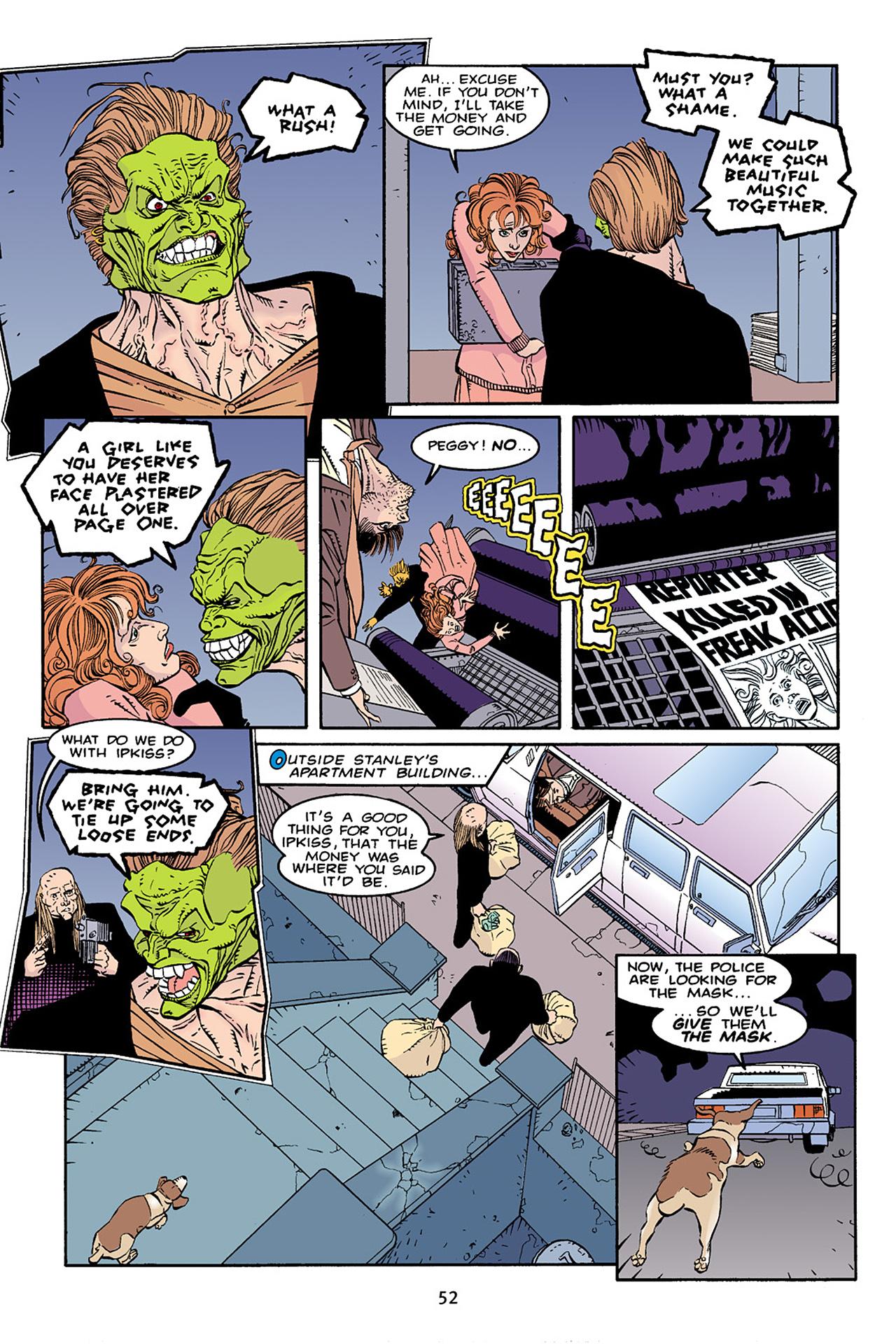 Read online Adventures Of The Mask Omnibus comic -  Issue #Adventures Of The Mask Omnibus Full - 52