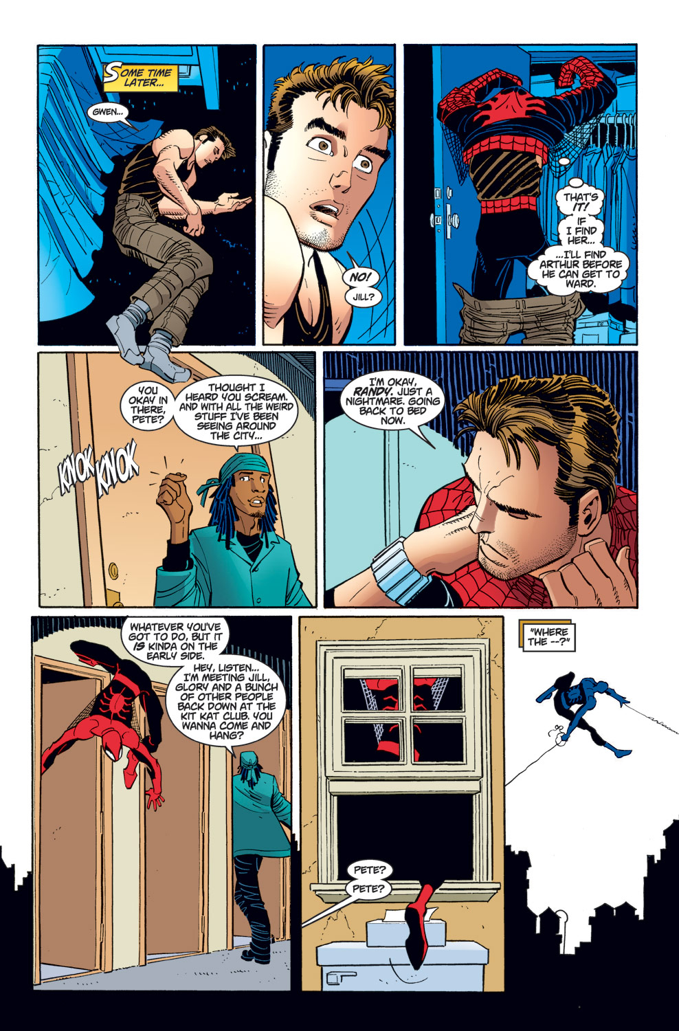The Amazing Spider-Man (1999) 23 Page 12