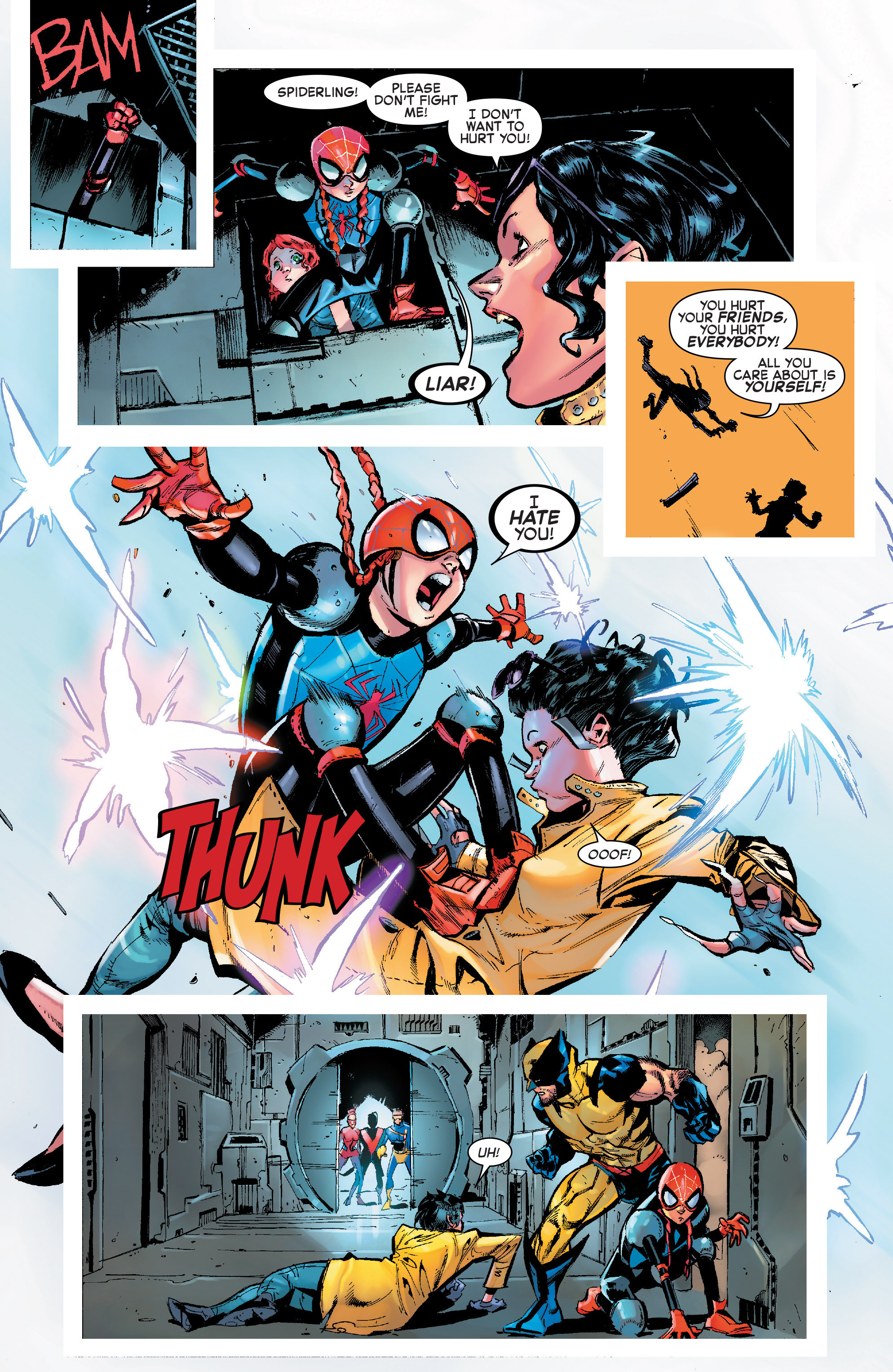 Read online Amazing Spider-Man: Renew Your Vows (2017) comic -  Issue #7 - 16