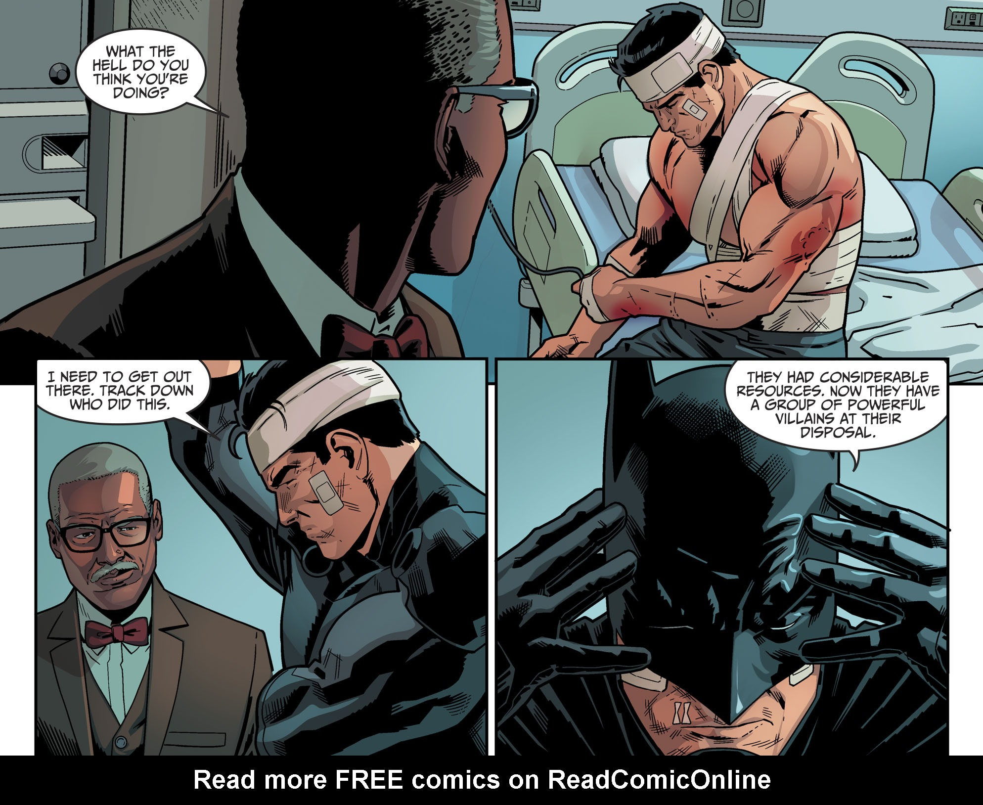 Read online Injustice 2 comic -  Issue #4 - 8