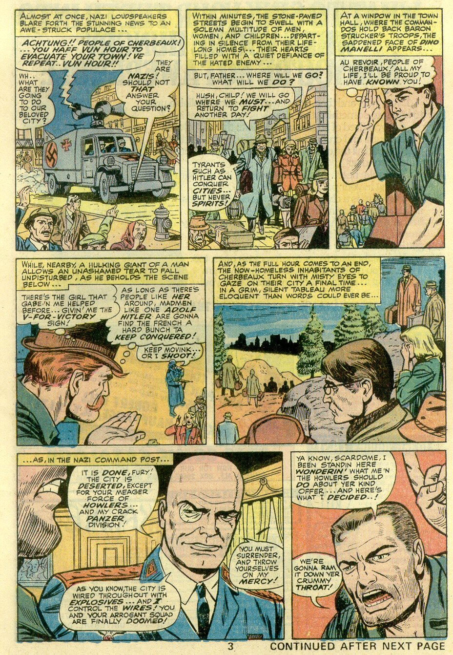 Read online Sgt. Fury comic -  Issue #131 - 5