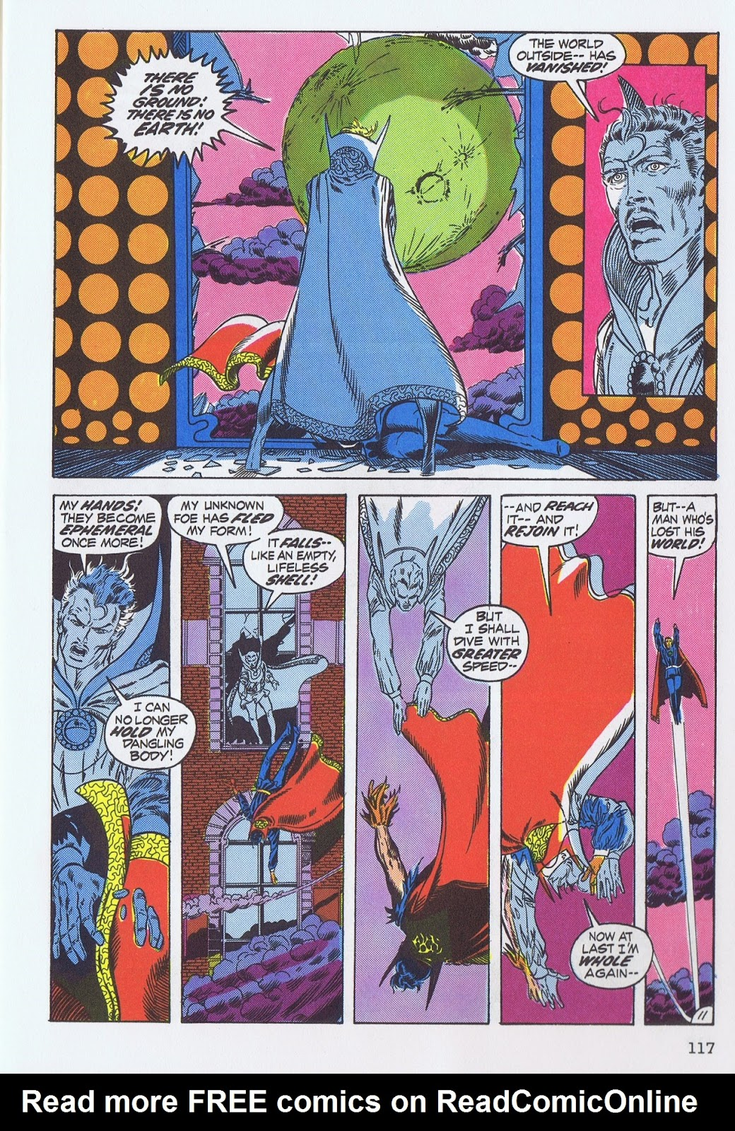 Doctor Strange: Master of the Mystic Arts issue TPB - Page 111