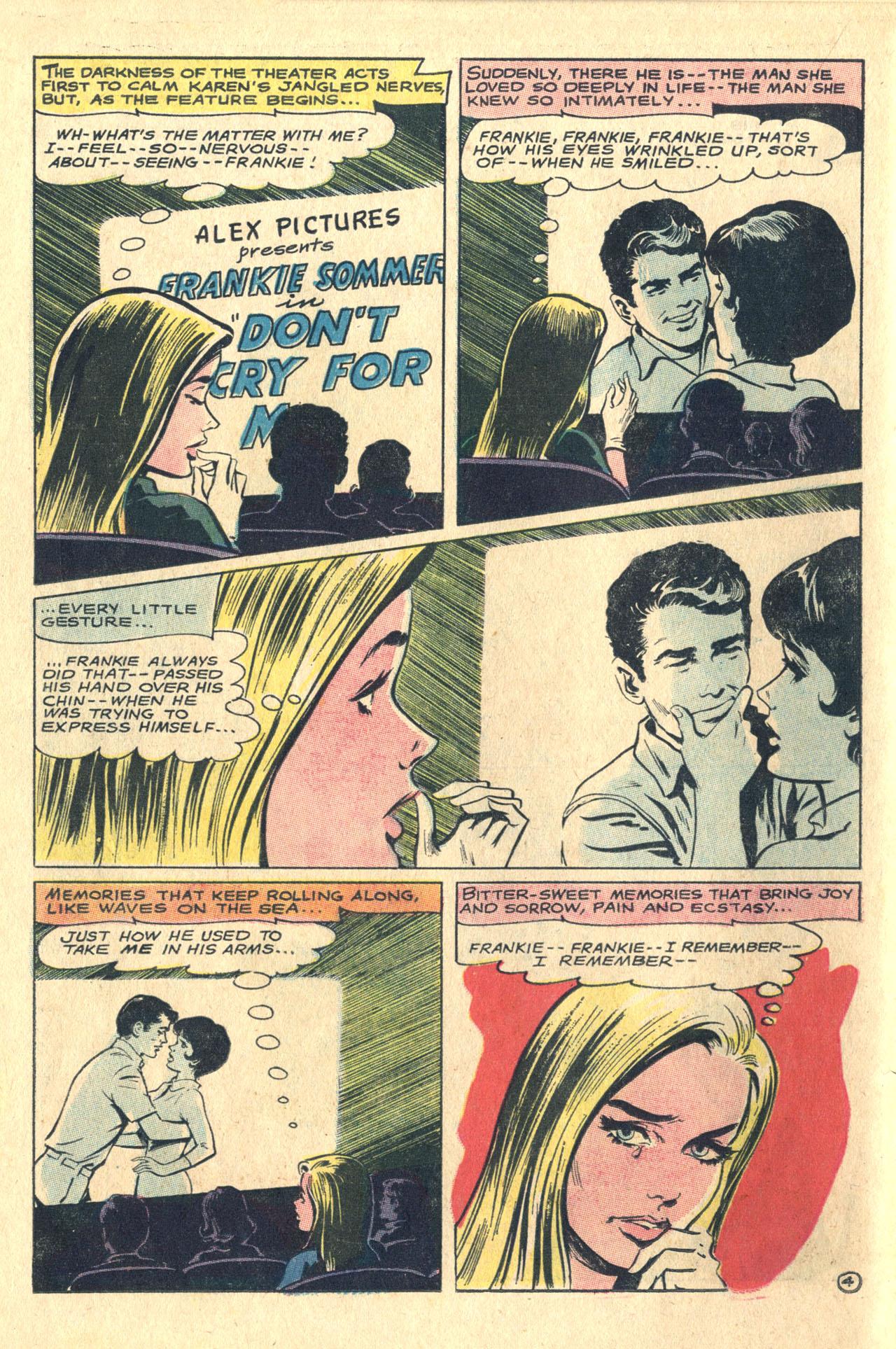 Read online Secret Hearts comic -  Issue #116 - 22