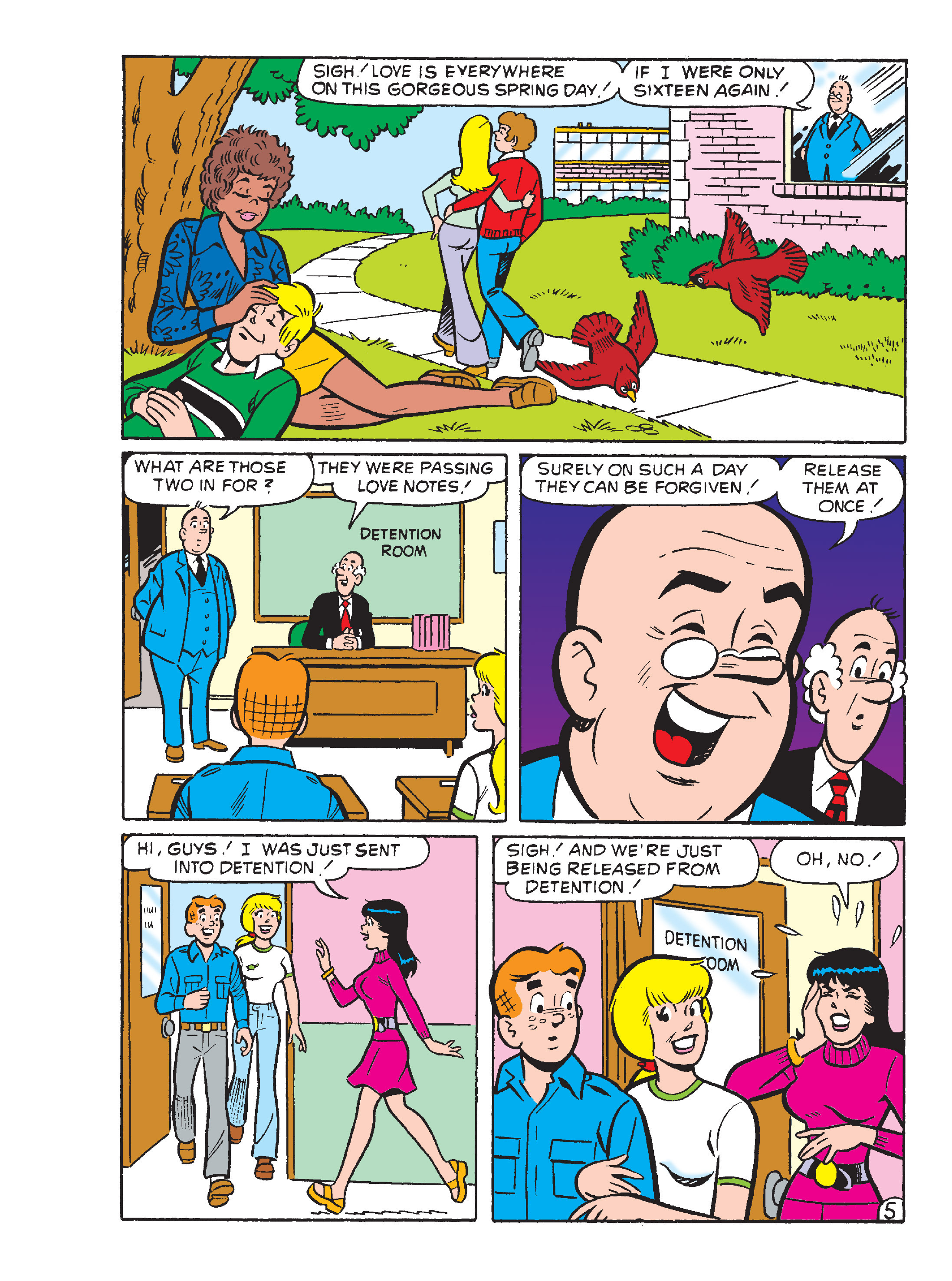 Read online Archie's Funhouse Double Digest comic -  Issue #17 - 83