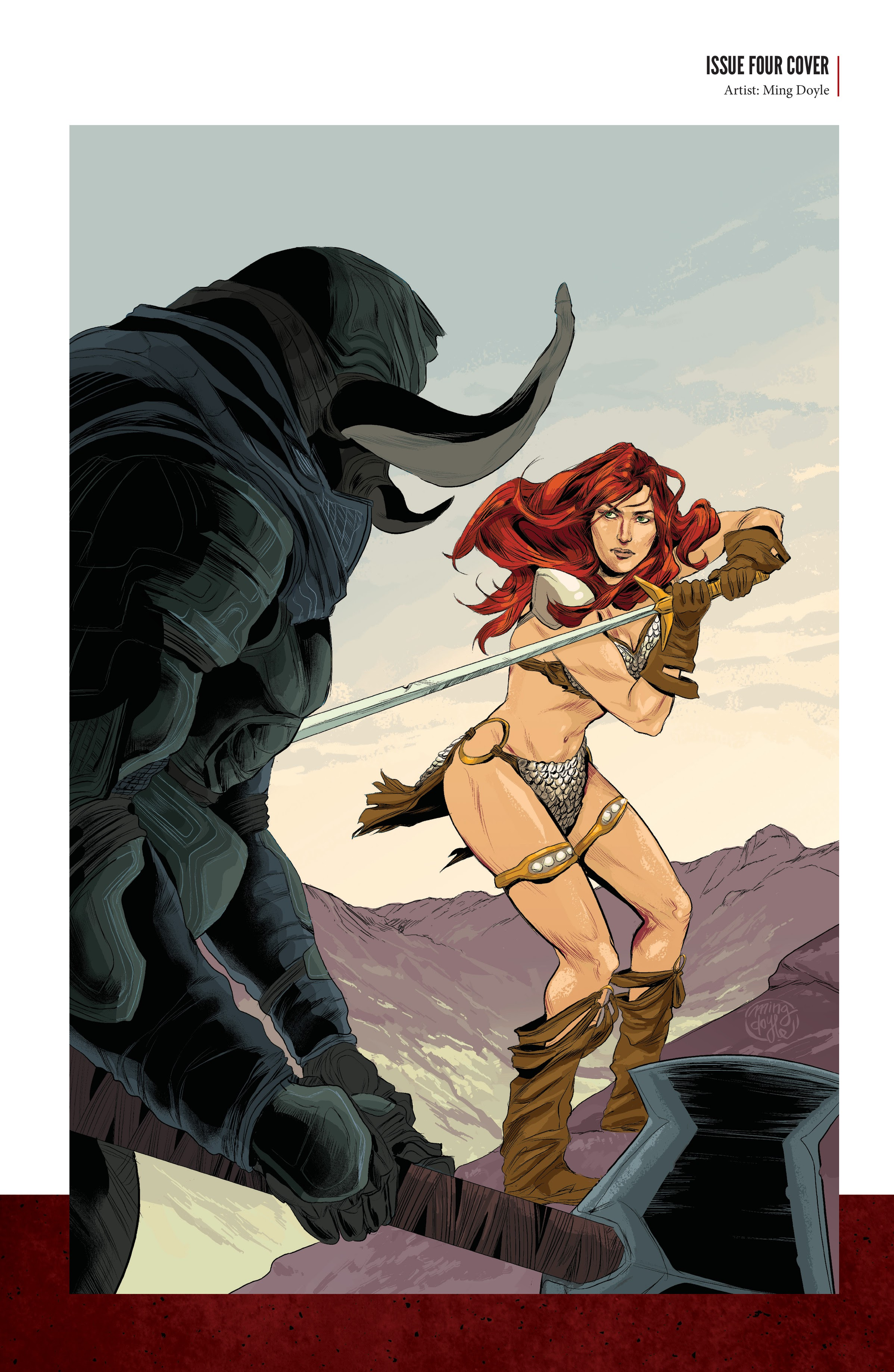 Red Sonja (2013) #_TPB_Complete_Gail_Simone_Red_Sonja_Omnibus_(Part_5) #26 - English 67