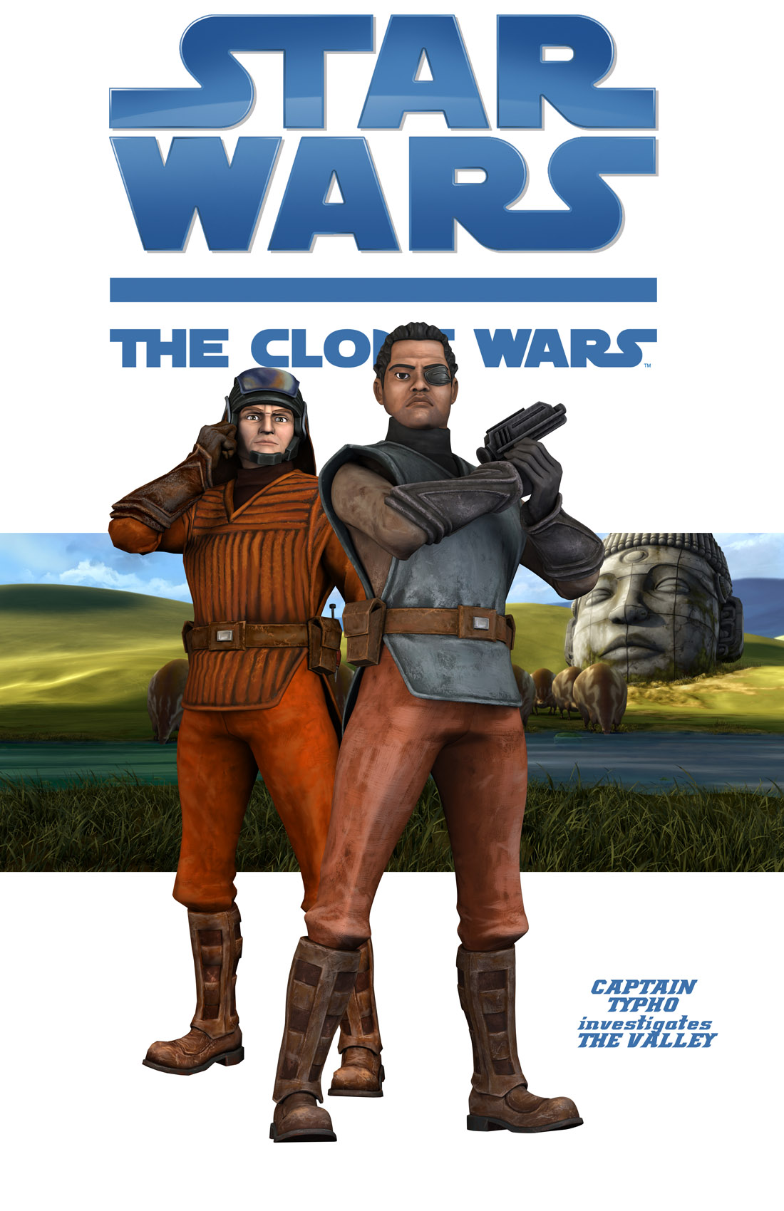 Read online Star Wars: Tales From The Clone Wars comic -  Issue # TPB - 117