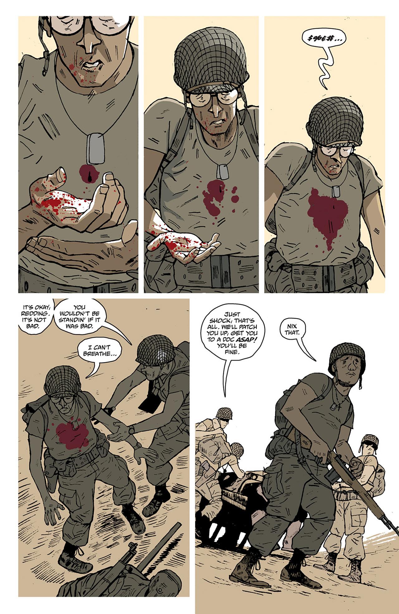 Read online Sledgehammer 44 comic -  Issue #2 - 7