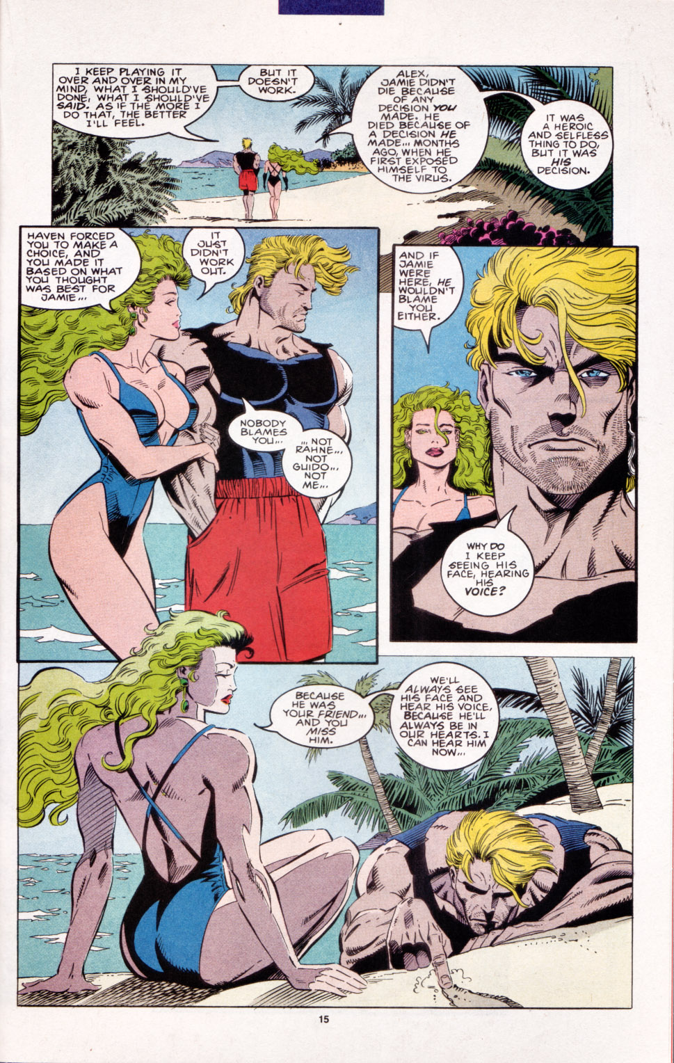 Read online X-Factor (1986) comic -  Issue #103 - 11