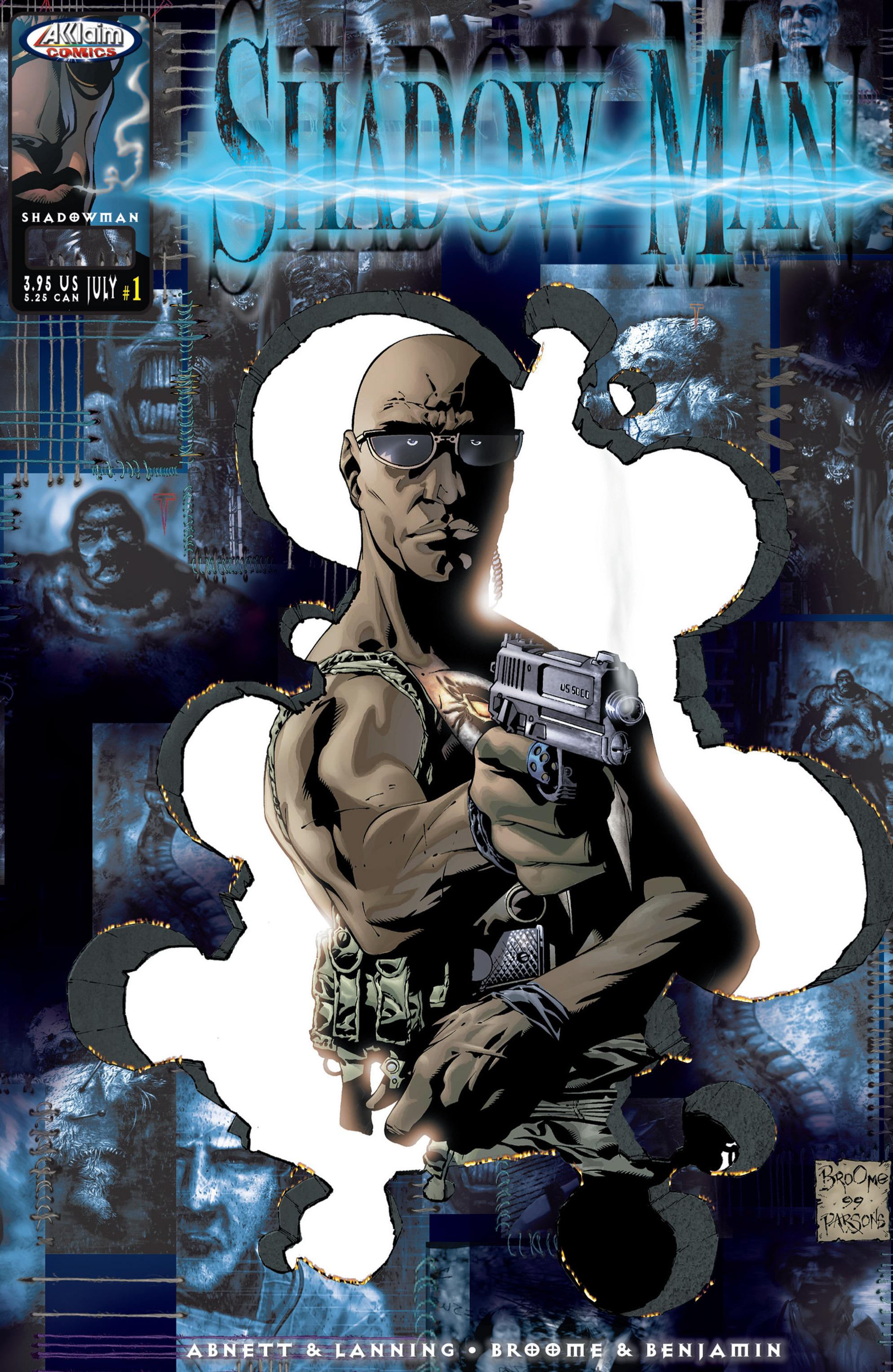Read online Shadowman (1999) comic -  Issue #1 - 1