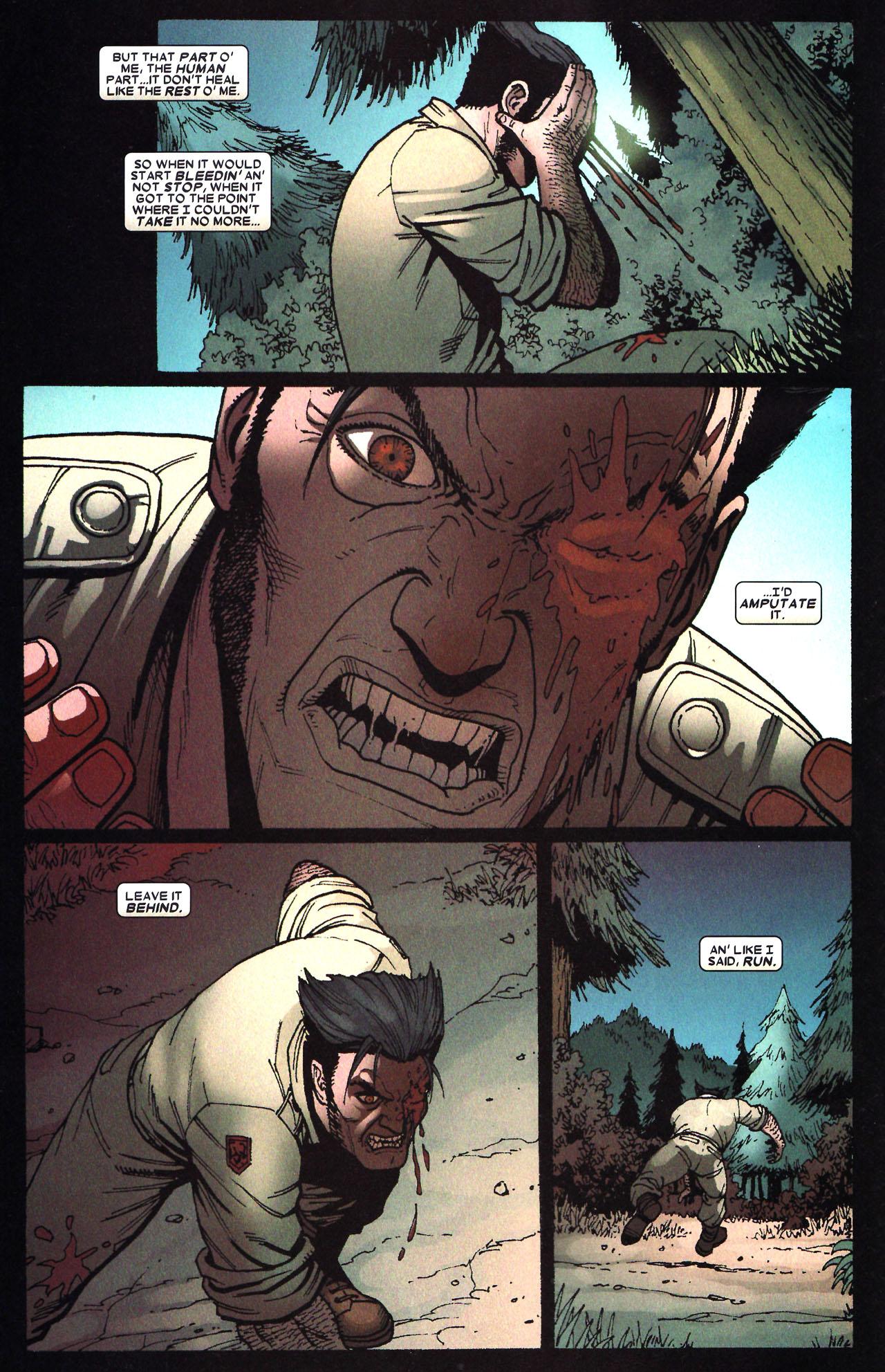 Read online Wolverine: Origins comic -  Issue #17 - 7