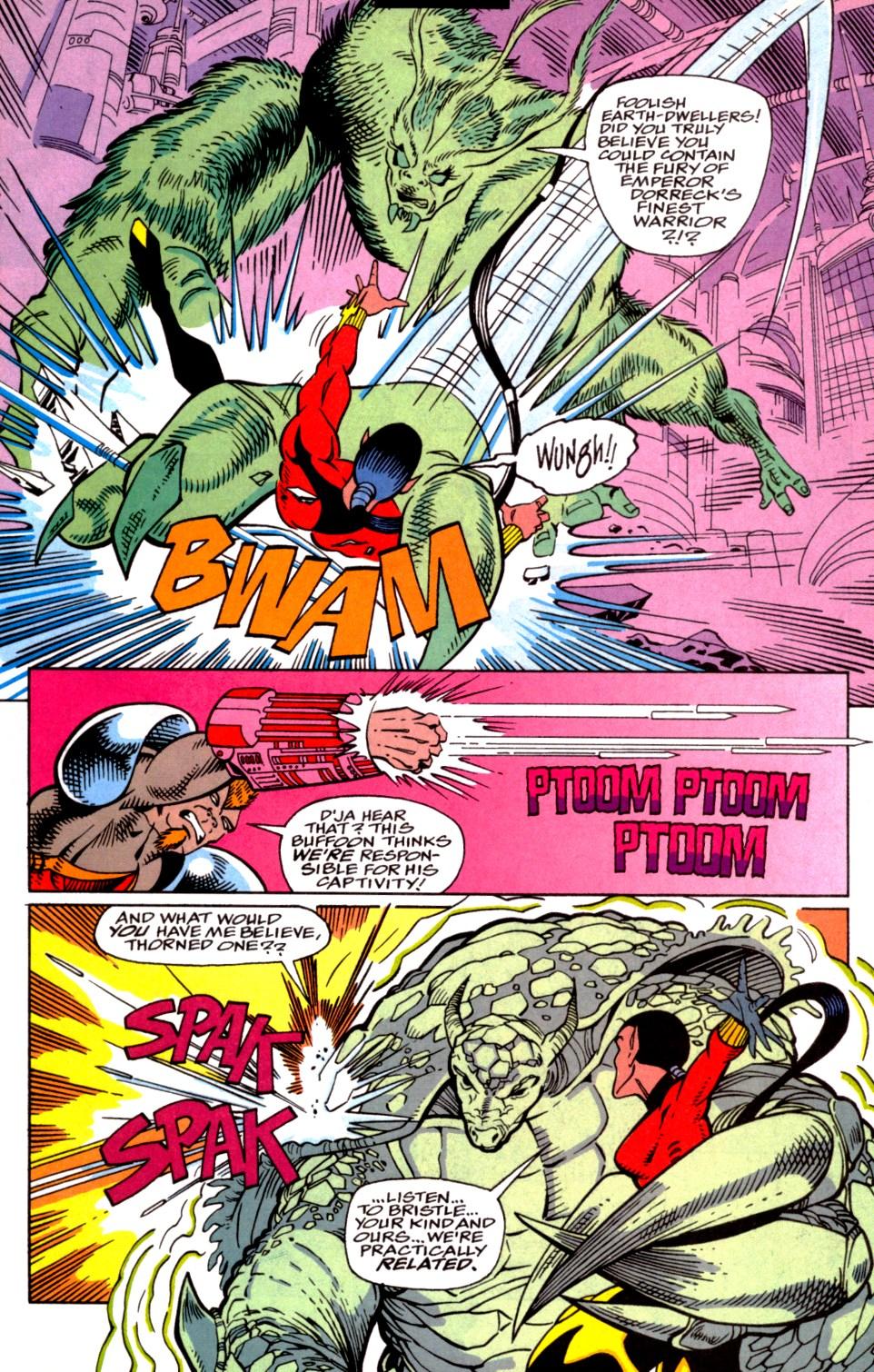 Read online Blackwulf comic -  Issue #4 - 14