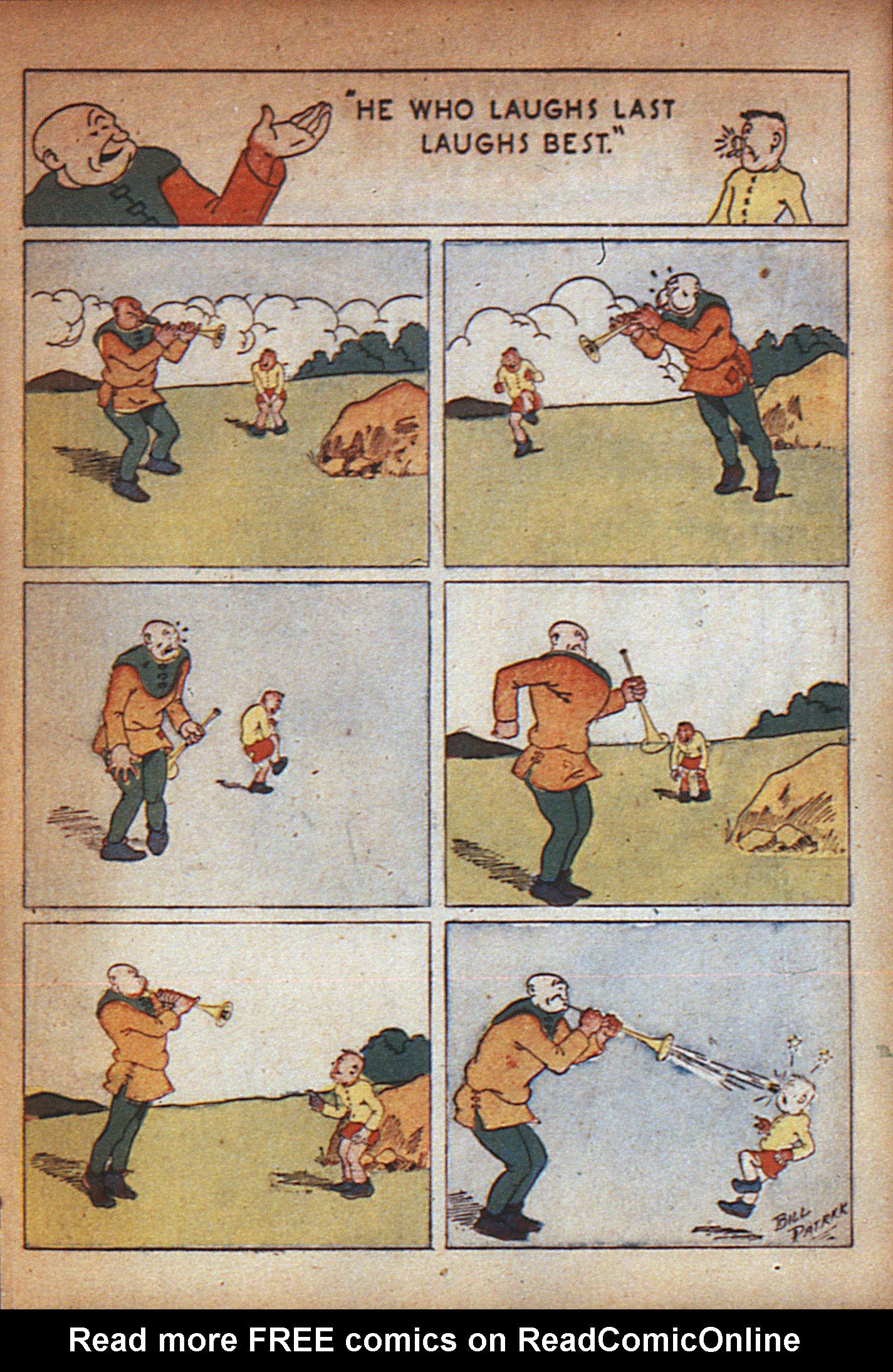 Read online Adventure Comics (1938) comic -  Issue #7 - 8