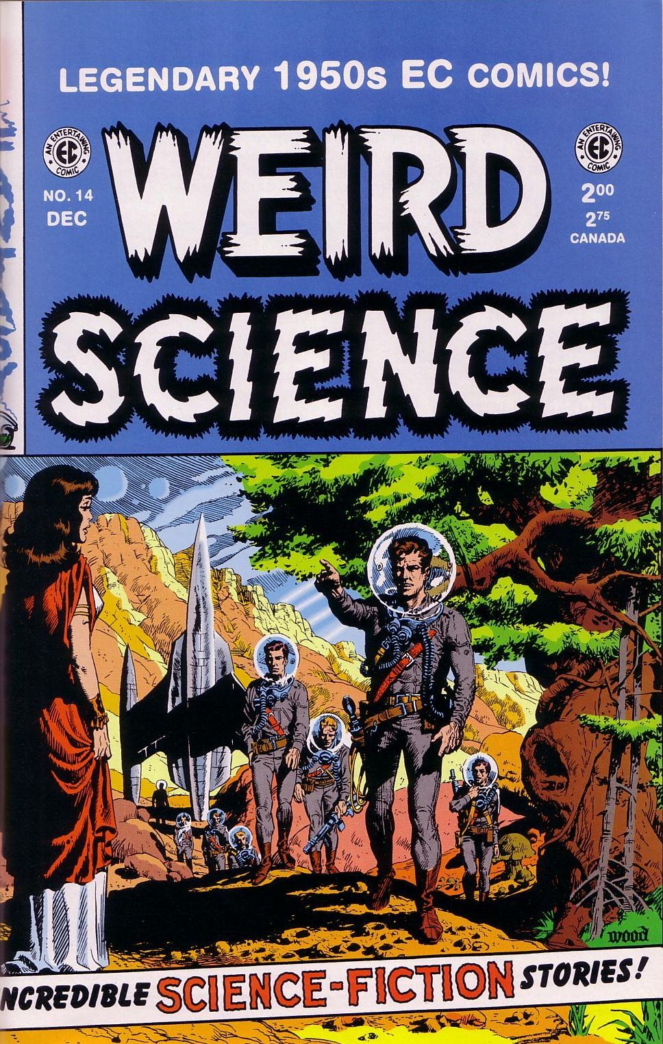 Weird Science issue 14 - Page 1