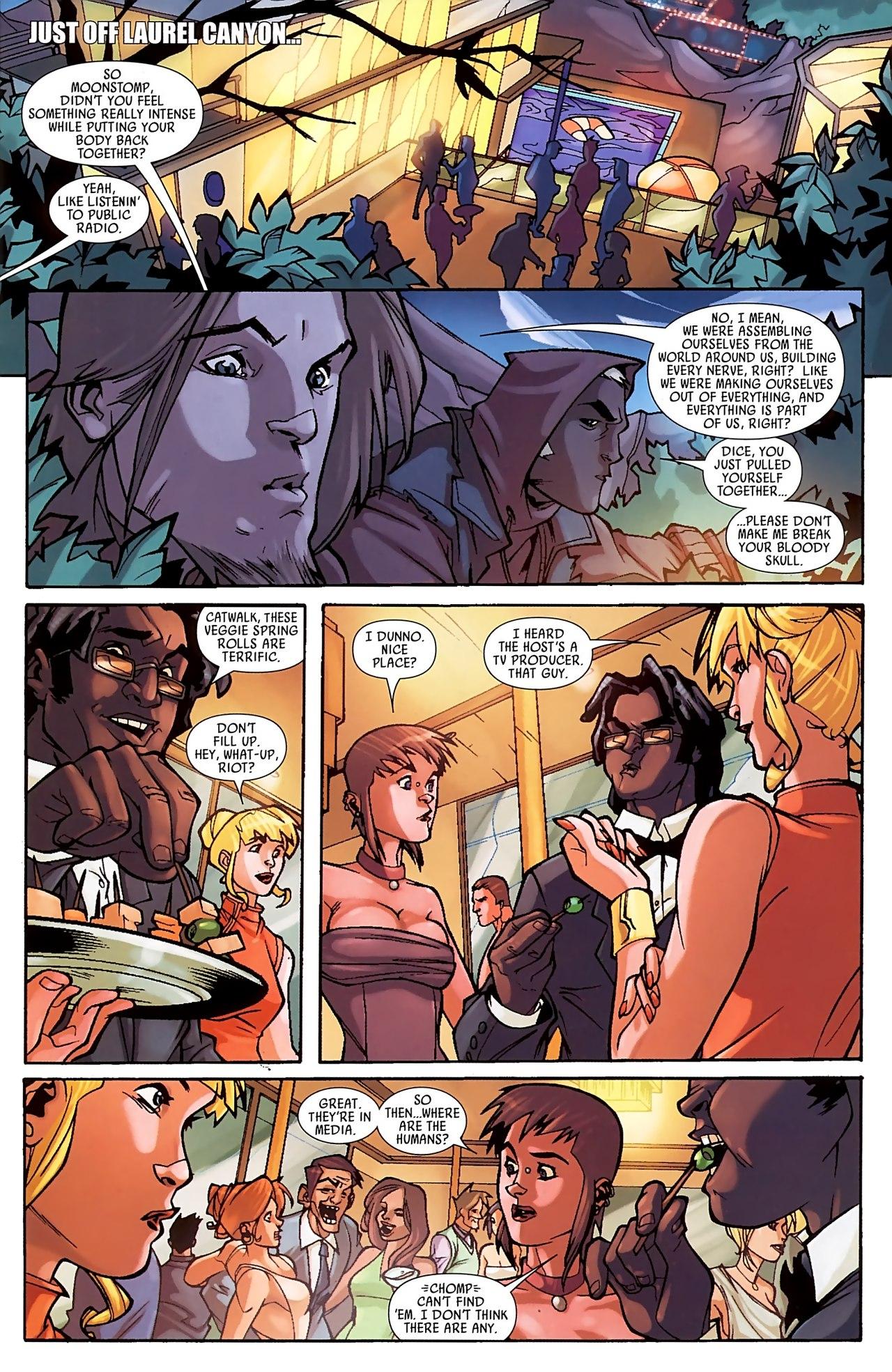 Read online Skrull Kill Krew (2009) comic -  Issue #3 - 17