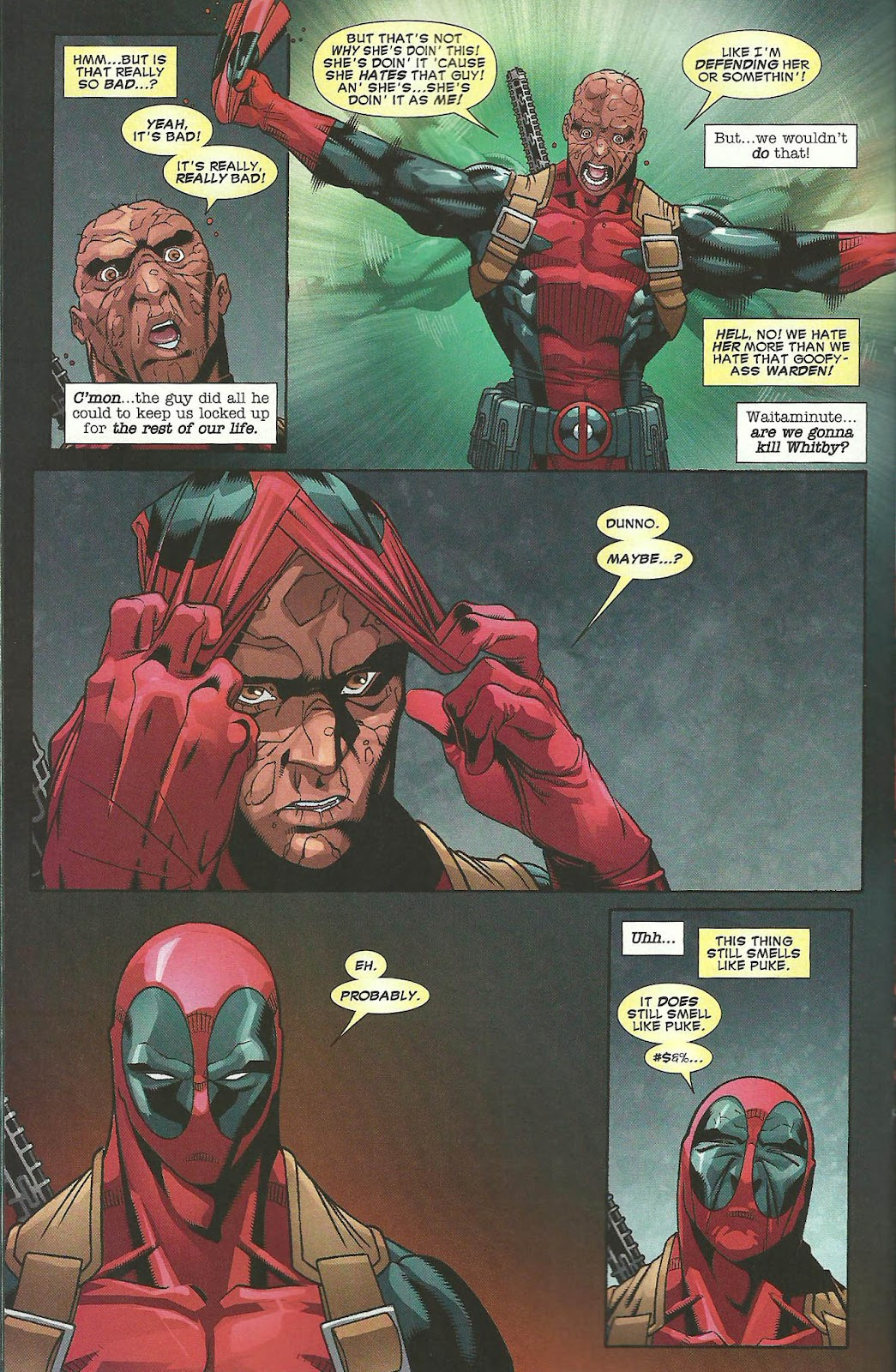 Read online Deadpool (2008) comic -  Issue #44 - 9