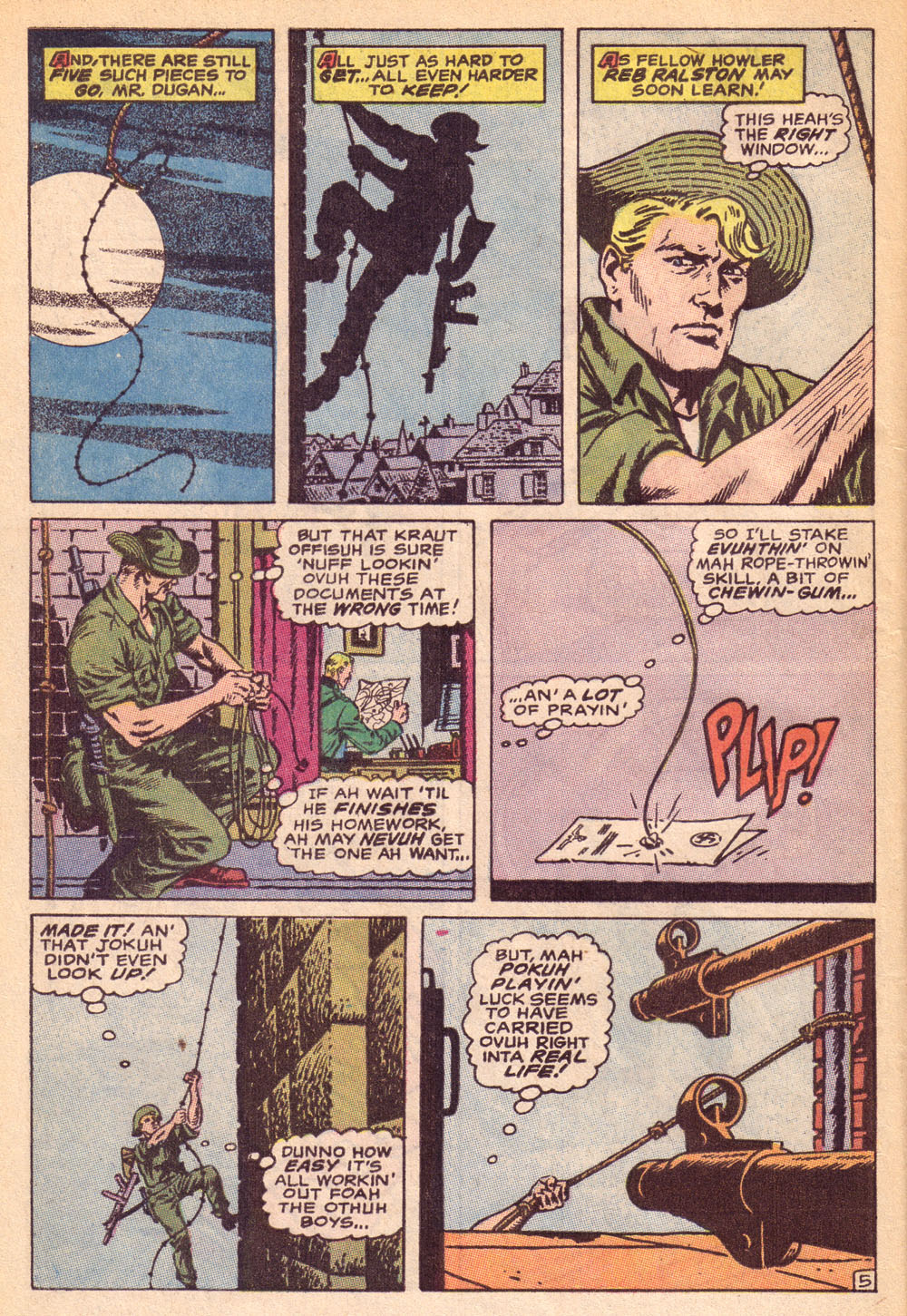 Read online Sgt. Fury comic -  Issue #74 - 8