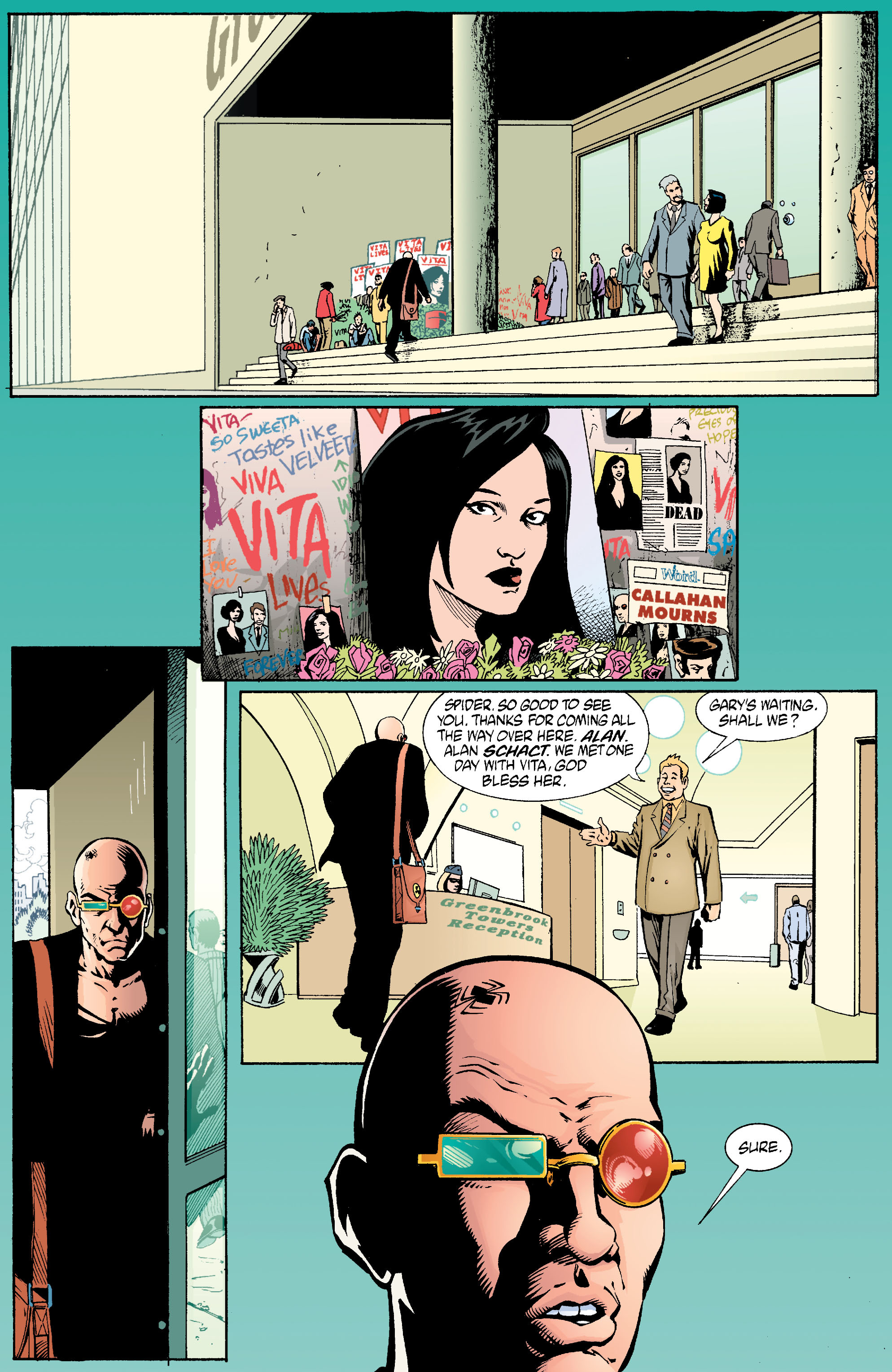 Read online Transmetropolitan comic -  Issue #23 - 4