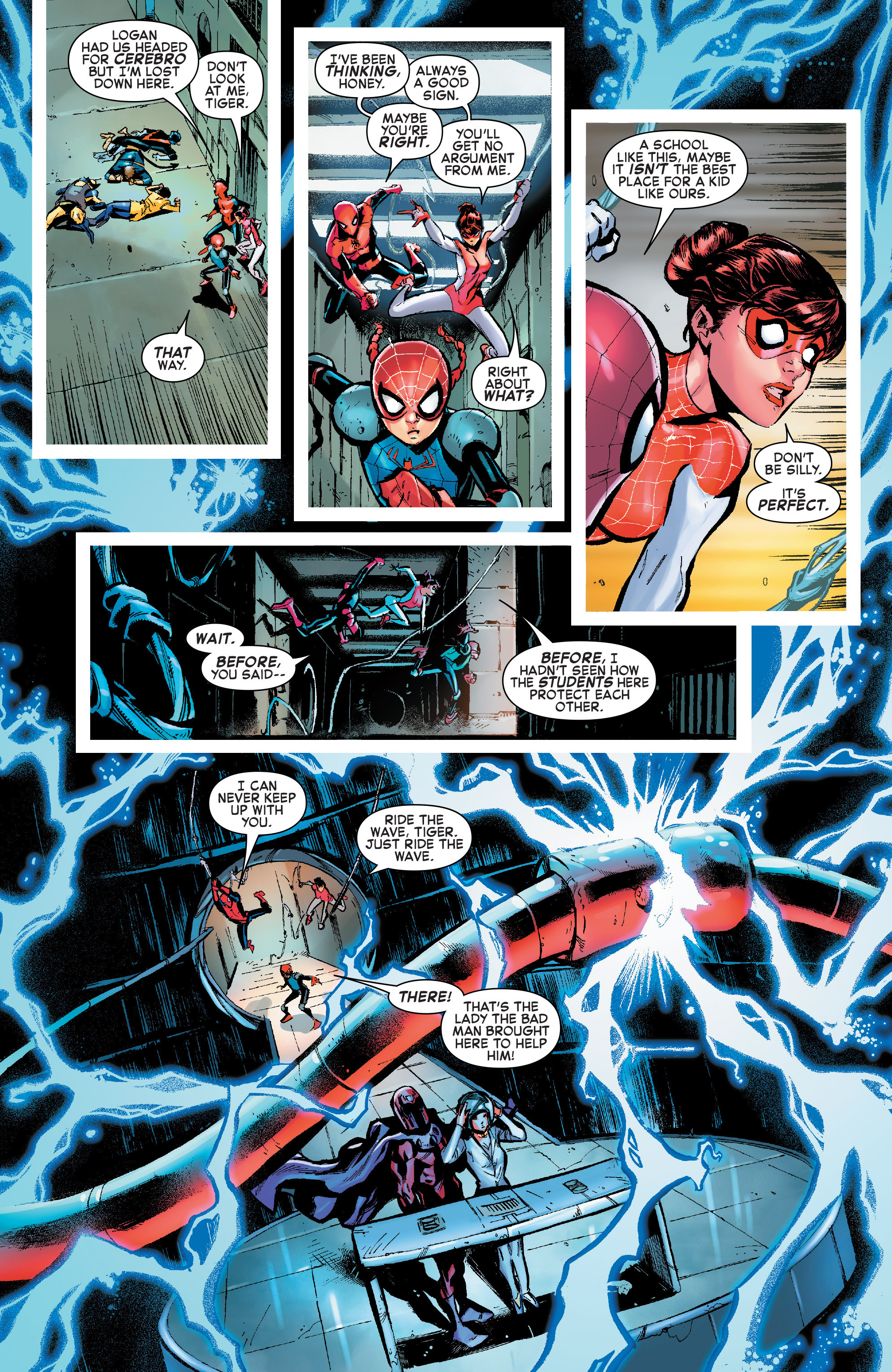 Read online Amazing Spider-Man: Renew Your Vows (2017) comic -  Issue #7 - 18