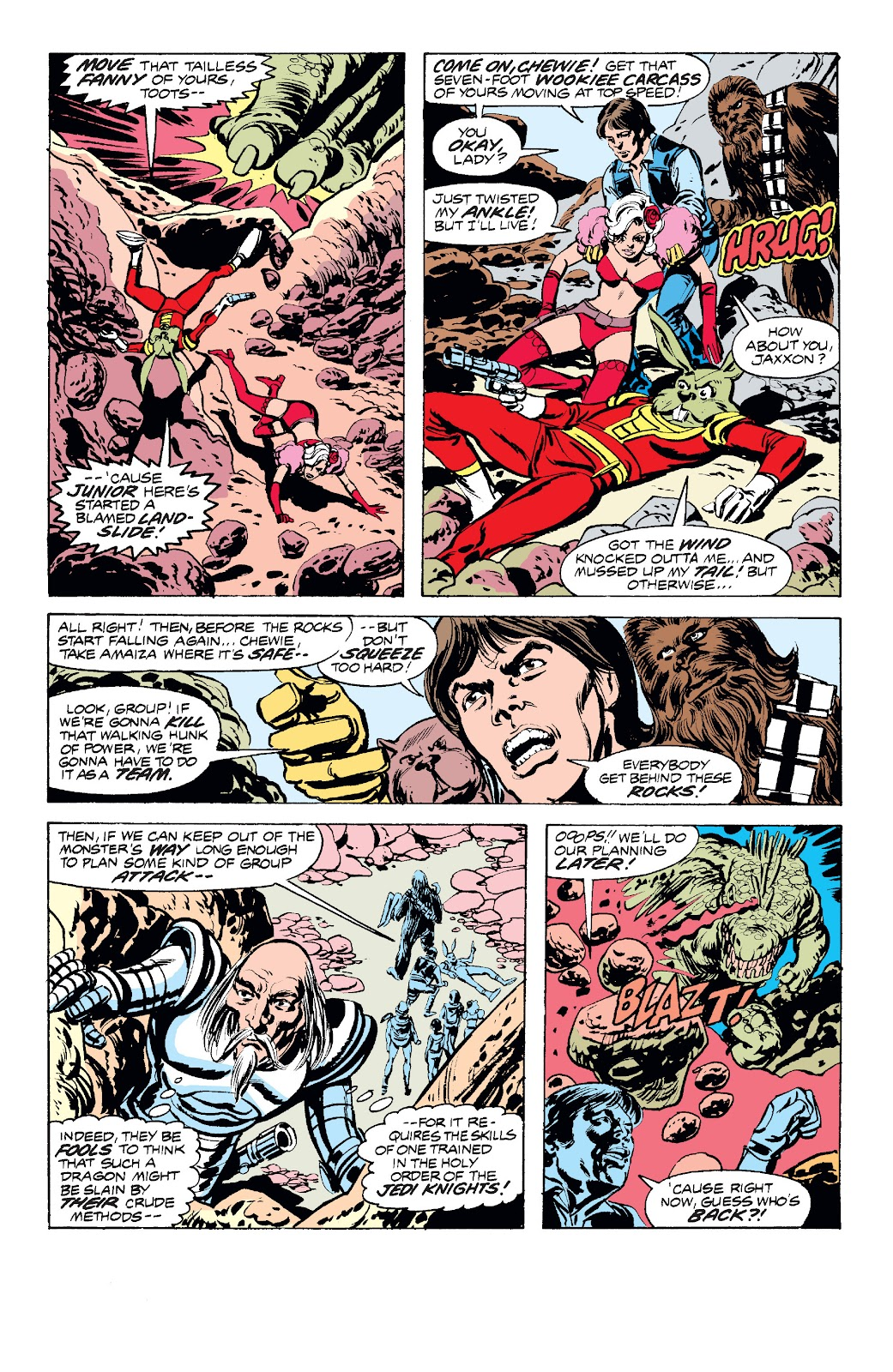 Read online Star Wars Legends: The Original Marvel Years - Epic Collection comic -  Issue # TPB 1 (Part 2) - 80