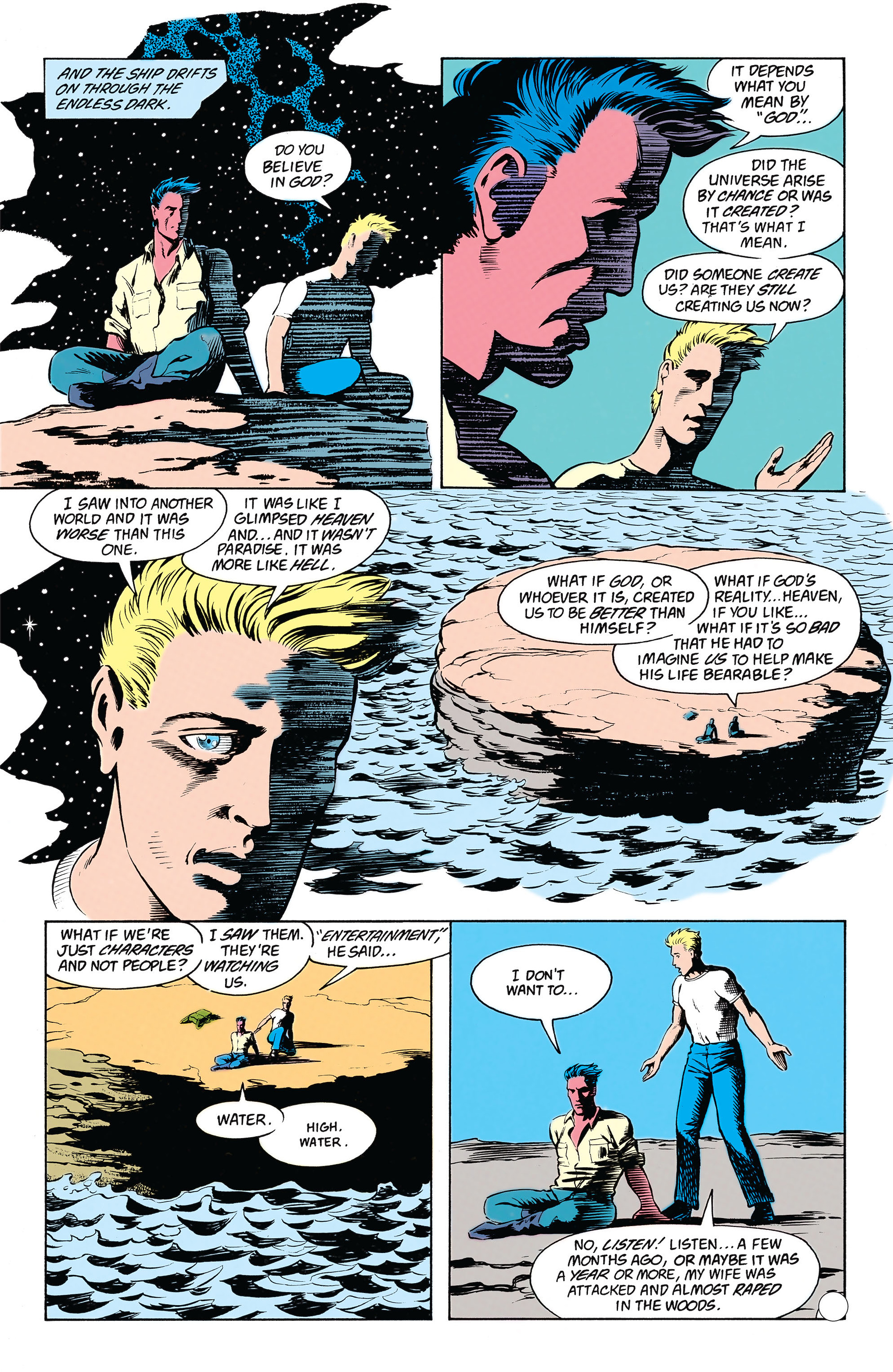 Read online Animal Man (1988) comic -  Issue #19 - 14