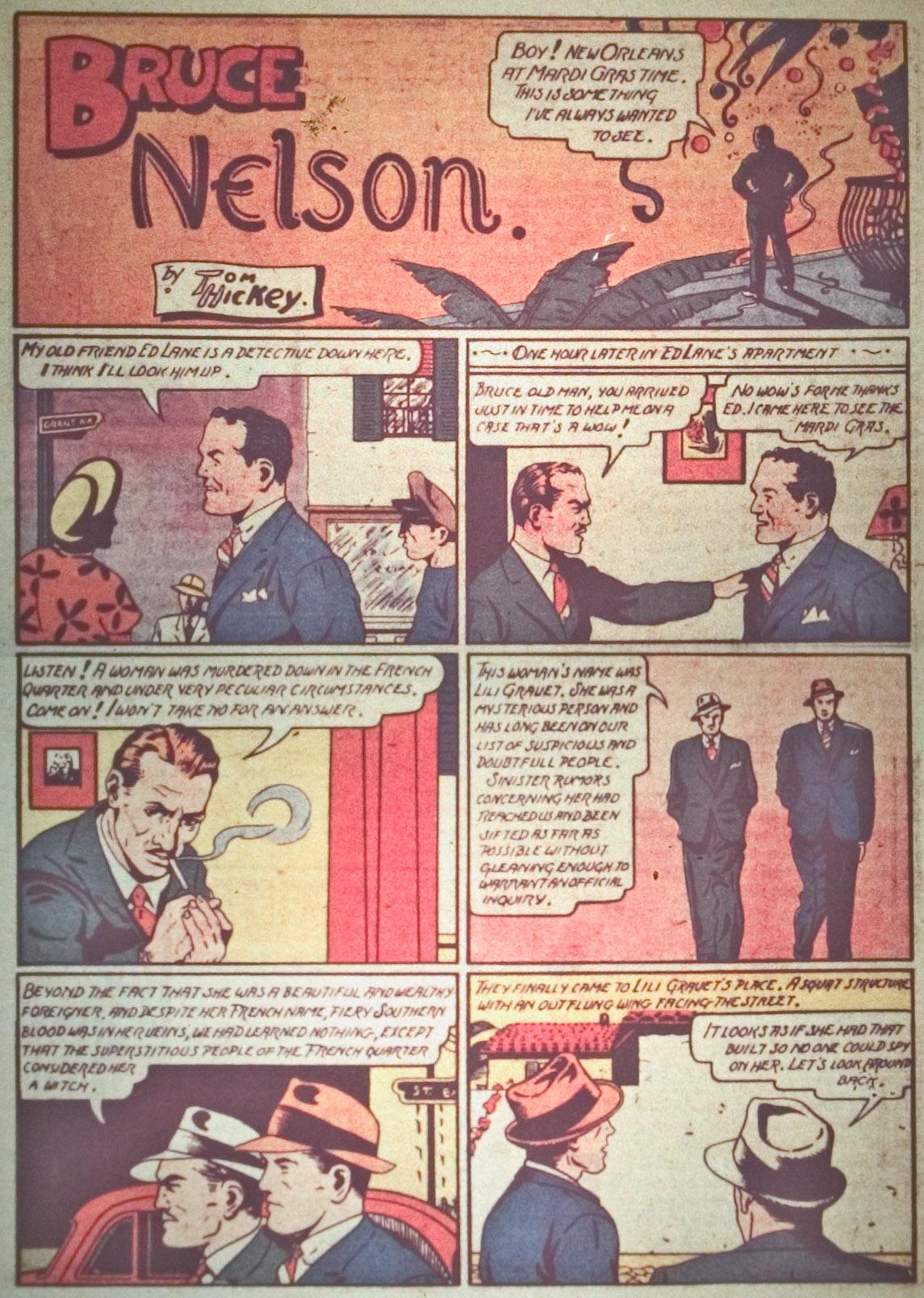 Read online Detective Comics (1937) comic -  Issue #27 - 37