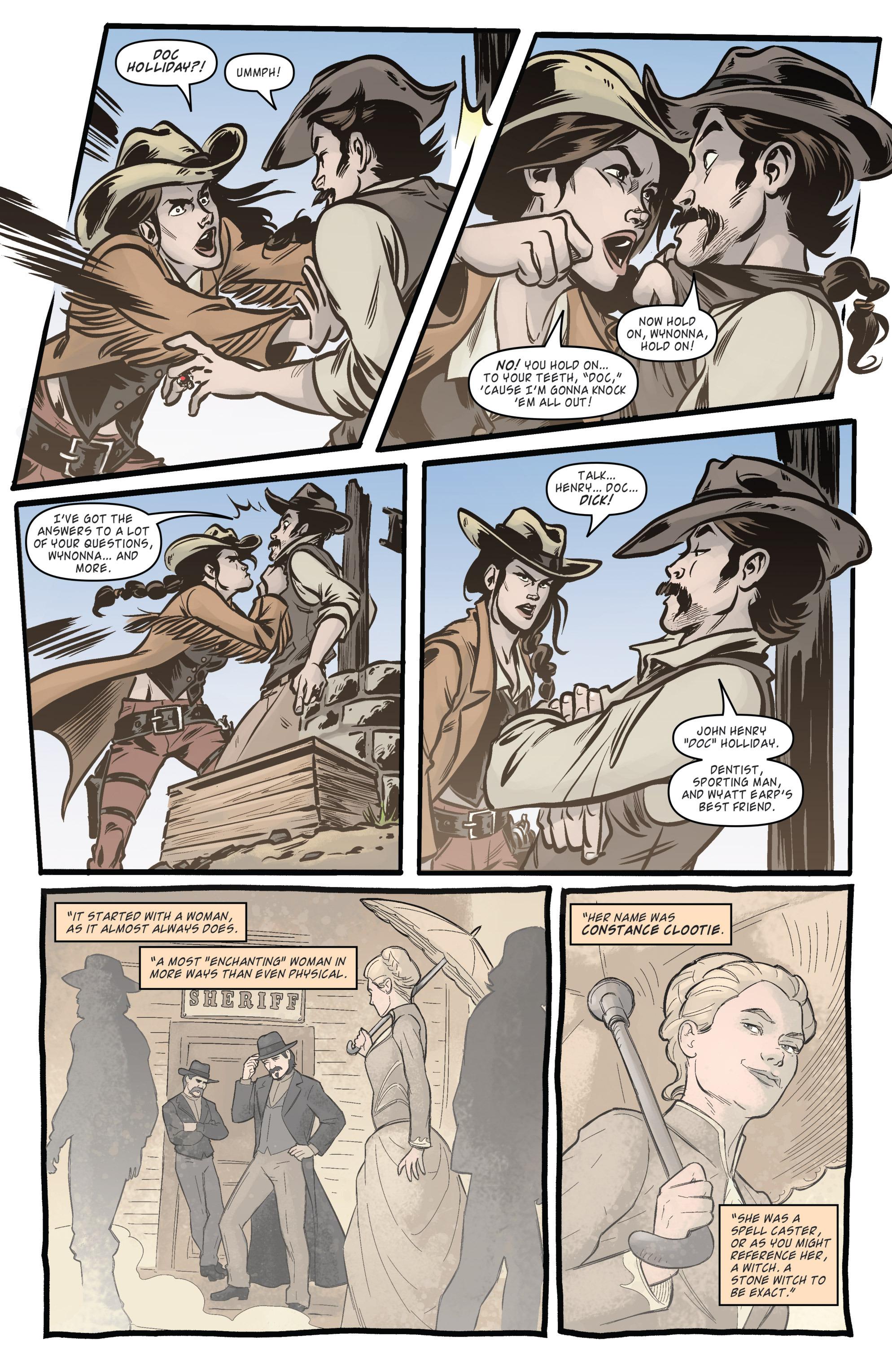 Read online Wynonna Earp (2016) comic -  Issue #5 - 17