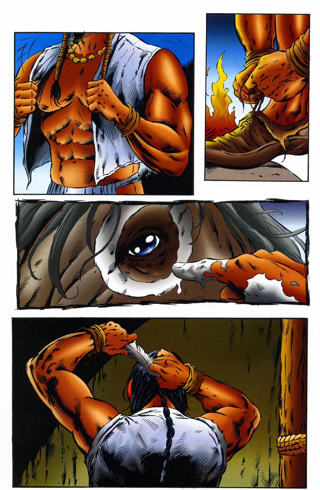 Read online Turok, Dinosaur Hunter (1993) comic -  Issue #43 - 11